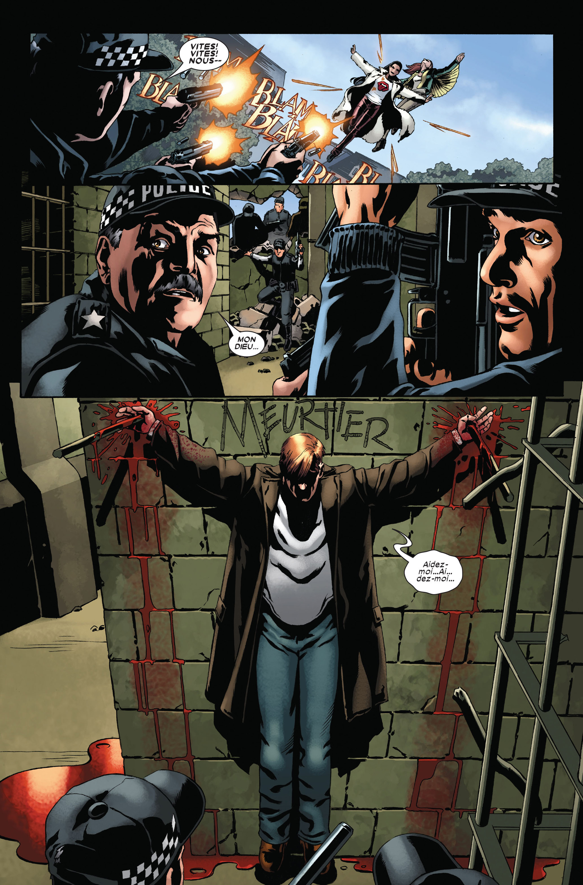 Read online X-Factor (2006) comic -  Issue #16 - 10