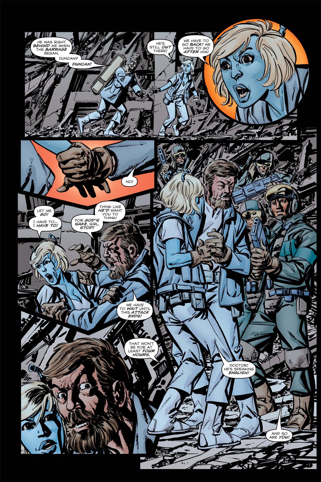 Read online Star Trek: Leonard McCoy, Frontier Doctor comic -  Issue #3 - 6