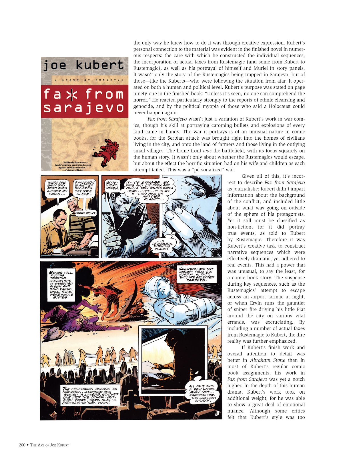 Read online The Art of Joe Kubert comic -  Issue # TPB (Part 2) - 100