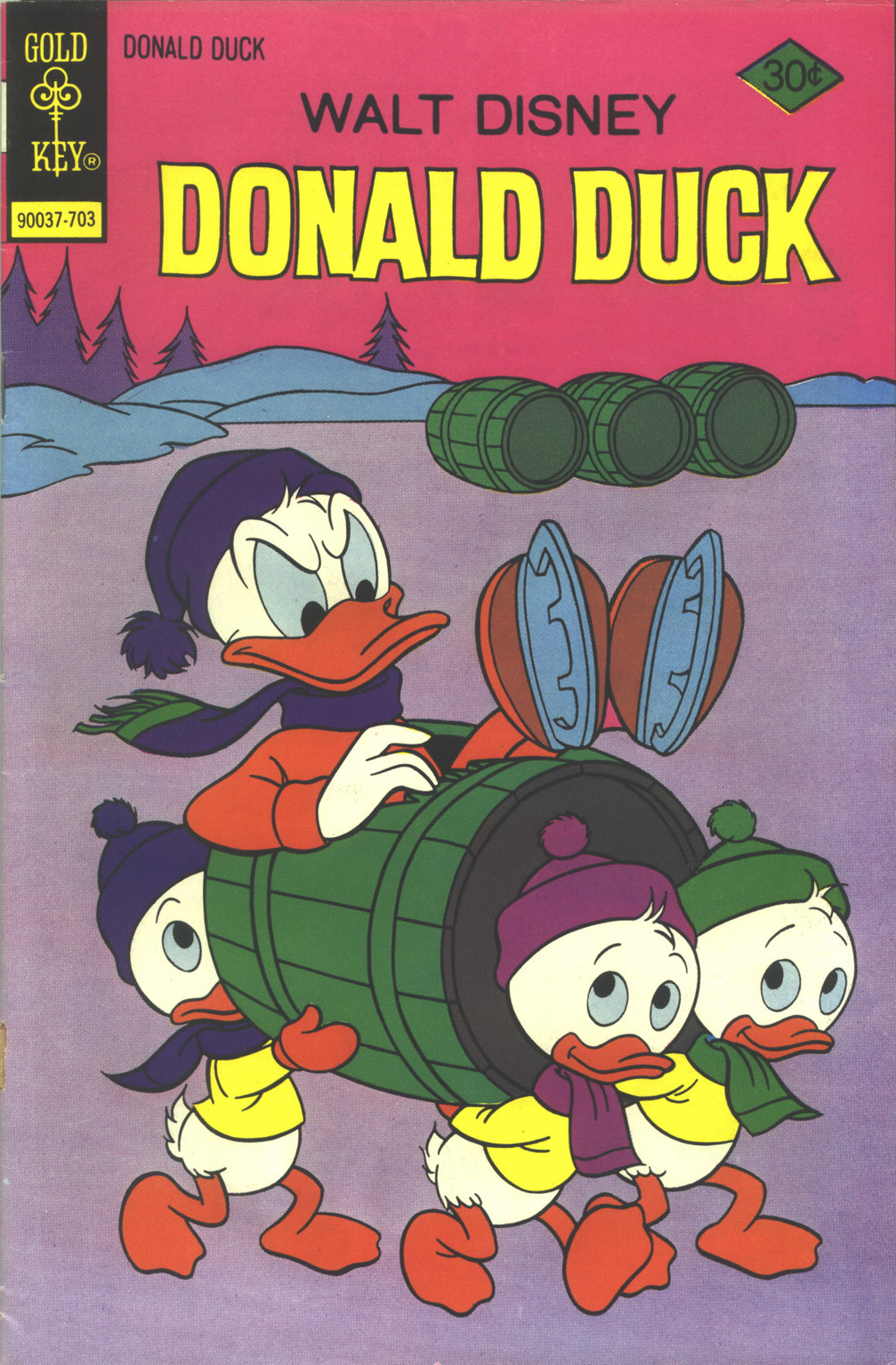 Donald Duck (1962) 181 Page 1