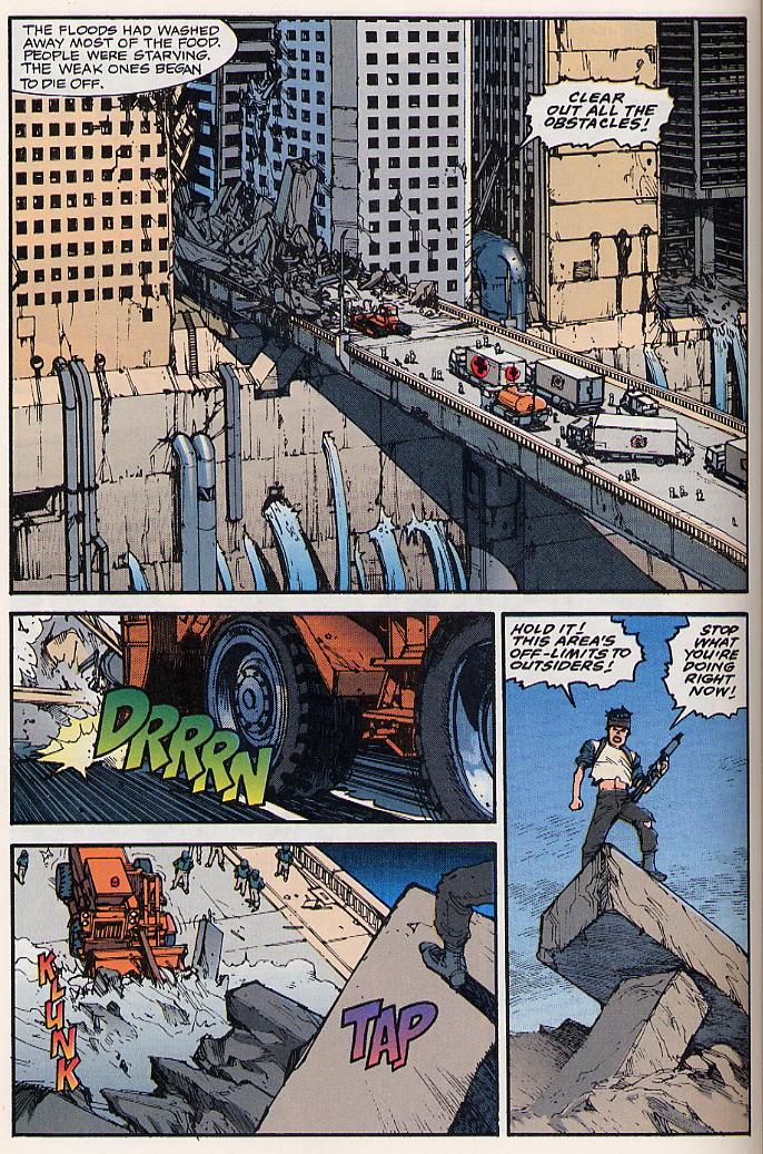 Read online Akira comic -  Issue #17 - 39