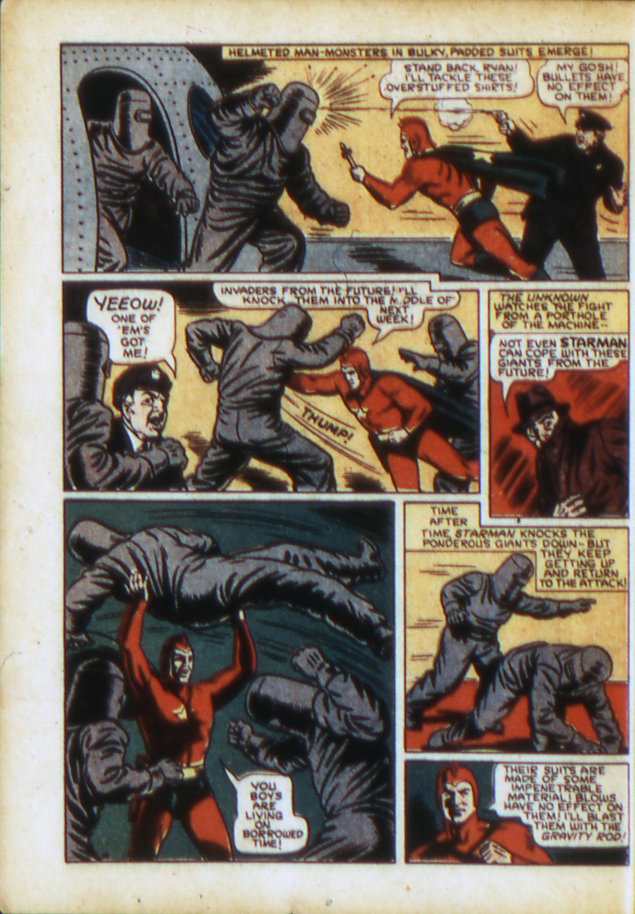 Read online Adventure Comics (1938) comic -  Issue #71 - 13