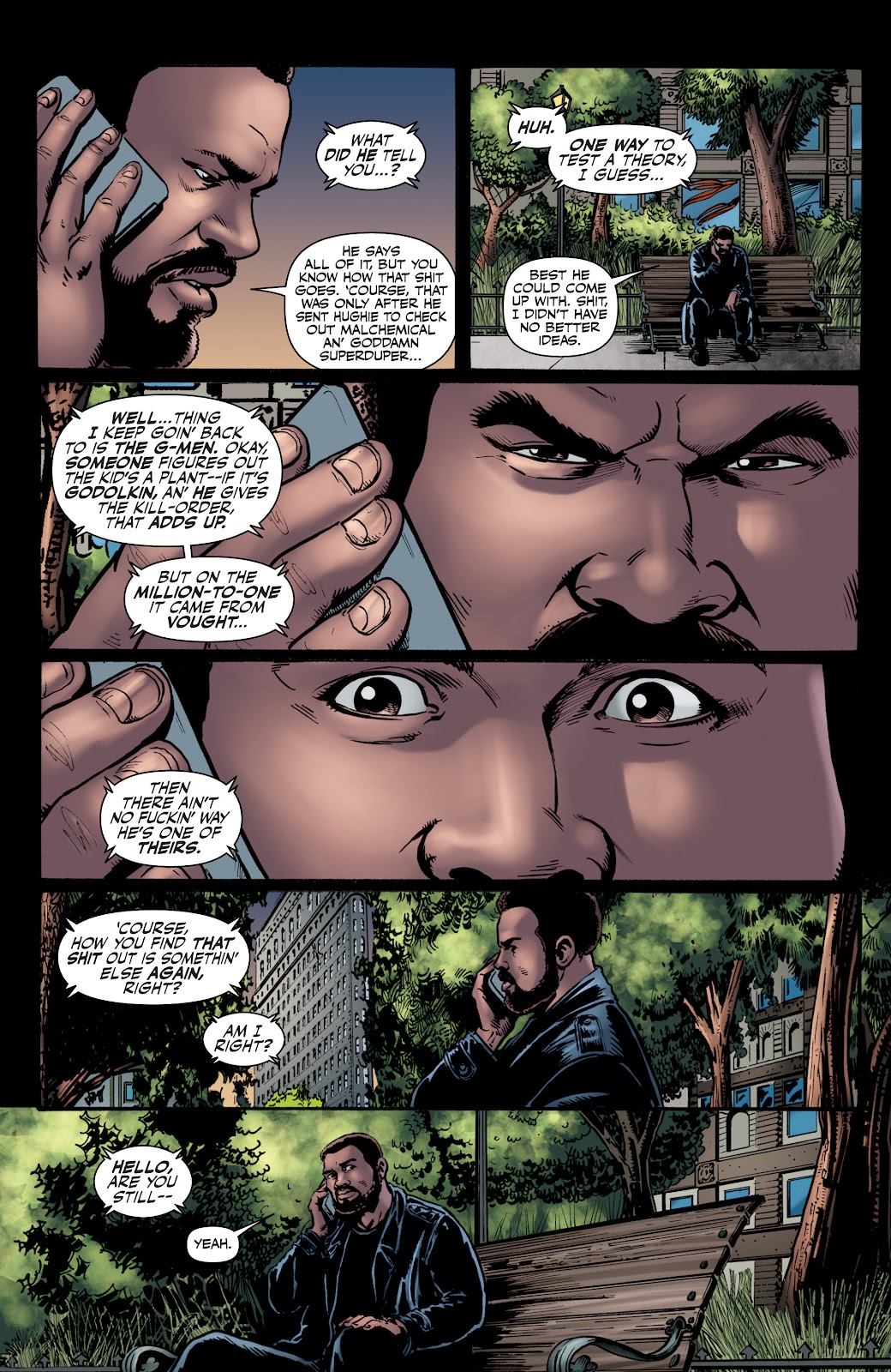 Read online The Boys Omnibus comic -  Issue # TPB 4 (Part 1) - 78