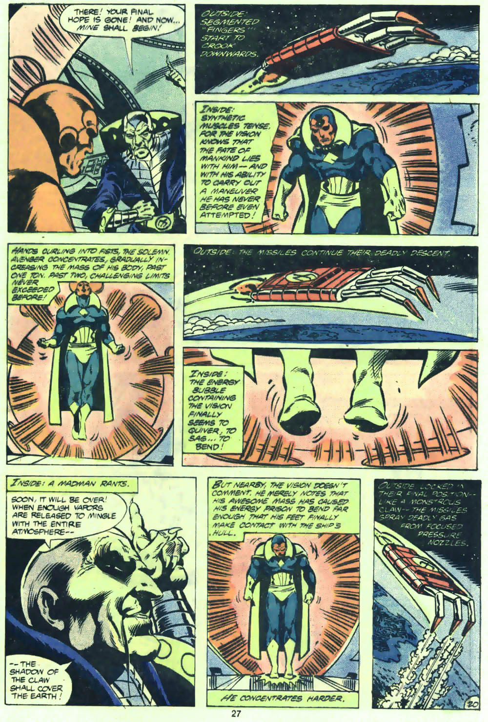 The Avengers (1963) 205 Page 20