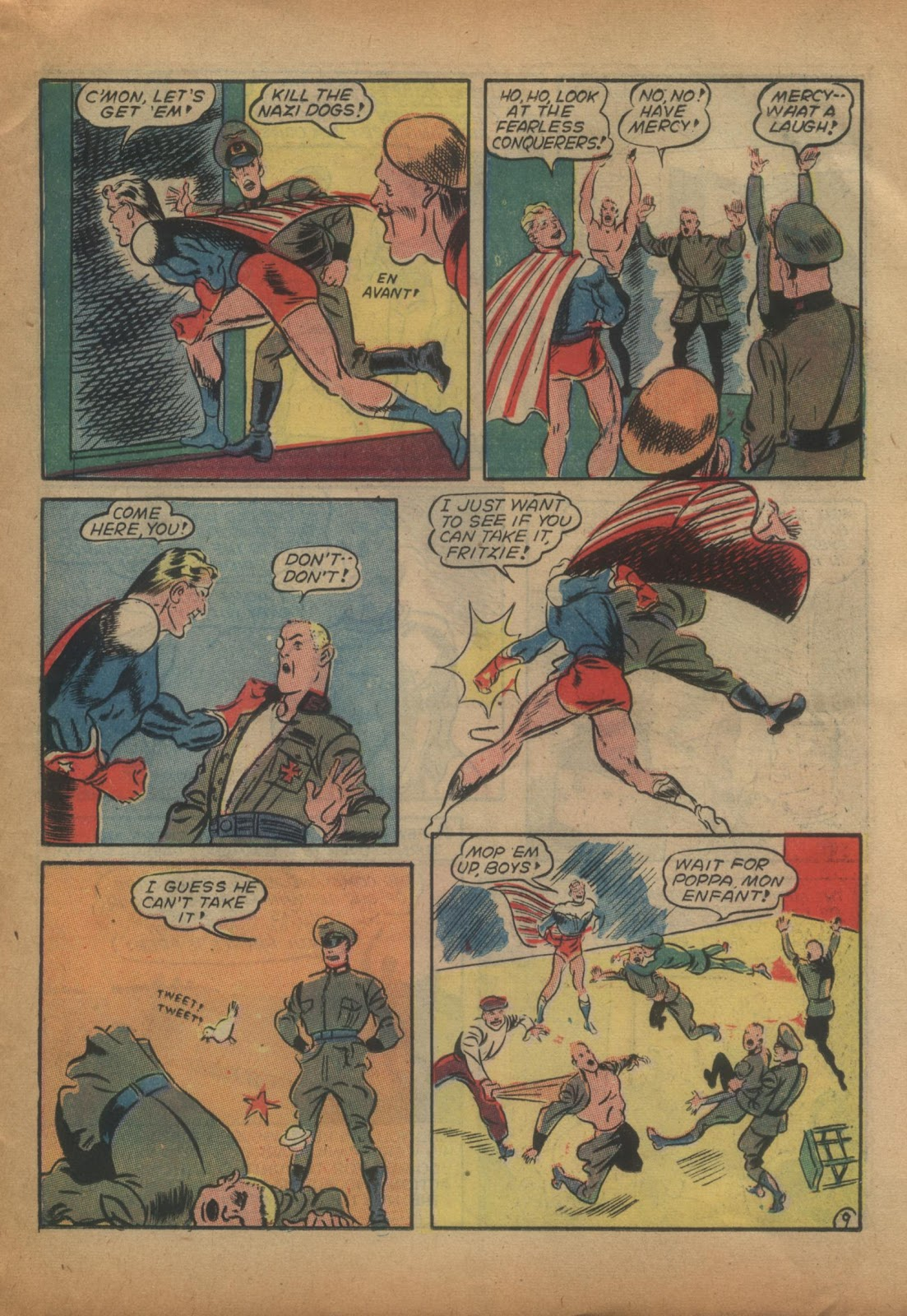 The Blue Beetle issue 15 - Page 45
