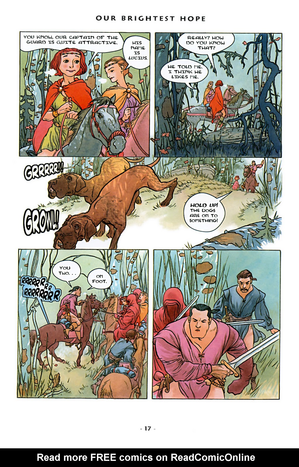 Read online Rose (2000) comic -  Issue # TPB - 23