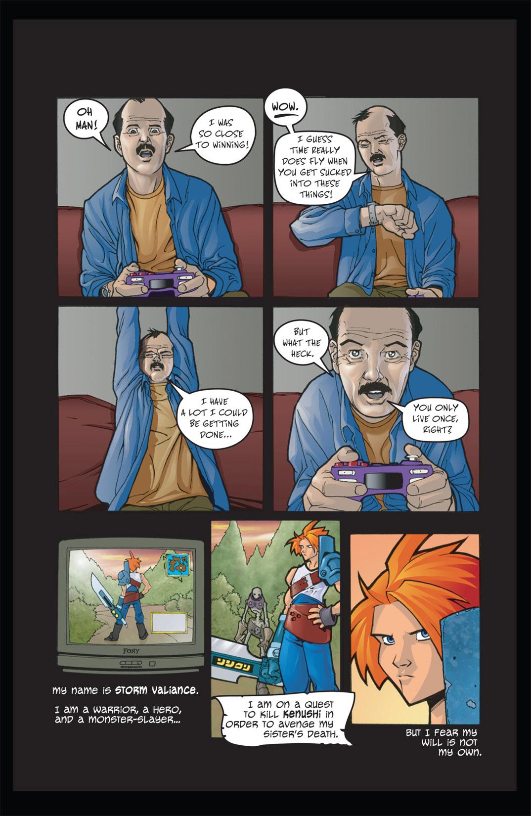 Read online Nightmare World comic -  Issue # Vol. 1 Thirteen Tales of Terror - 88