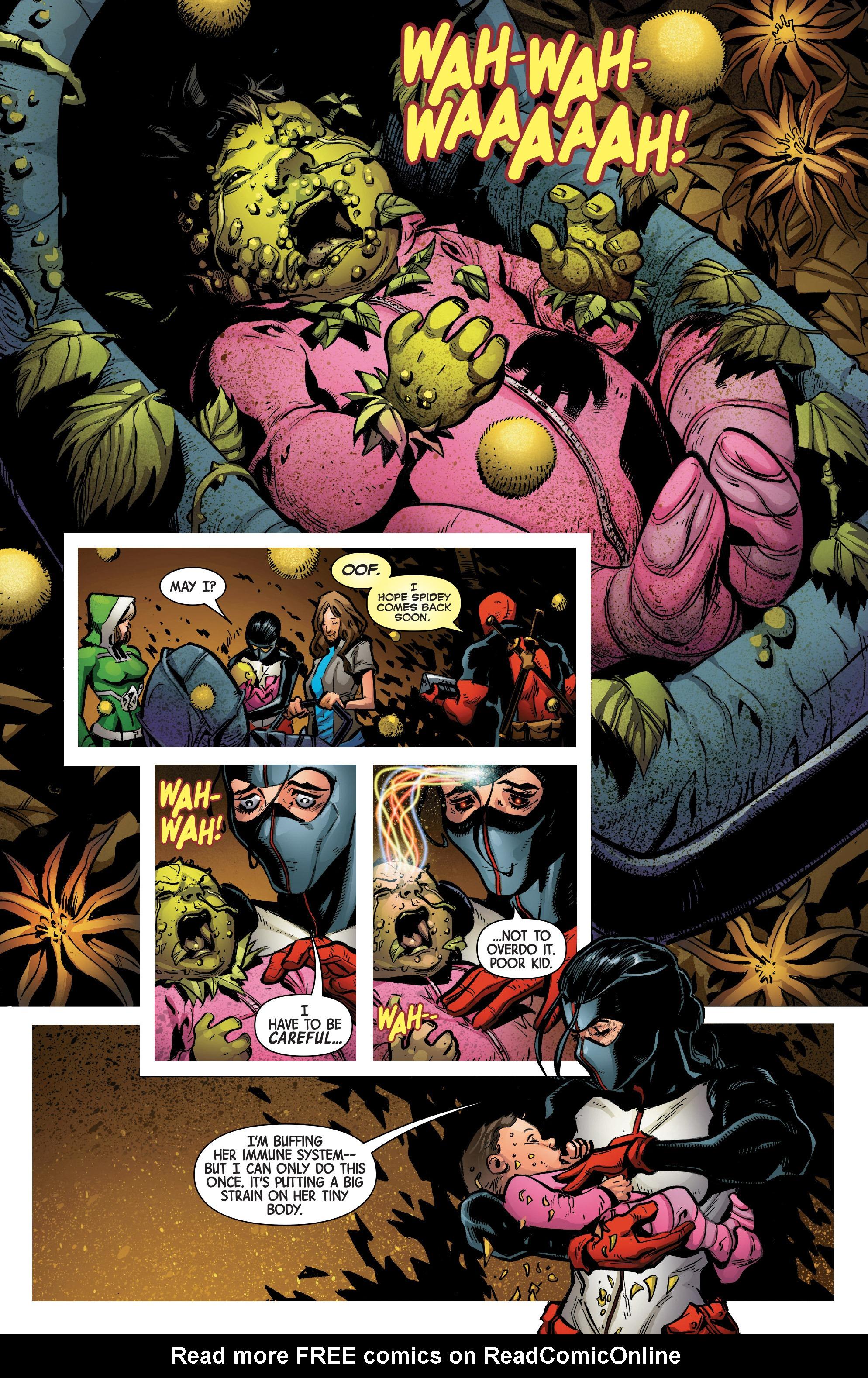 Read online Uncanny Avengers [II] comic -  Issue #2 - 6