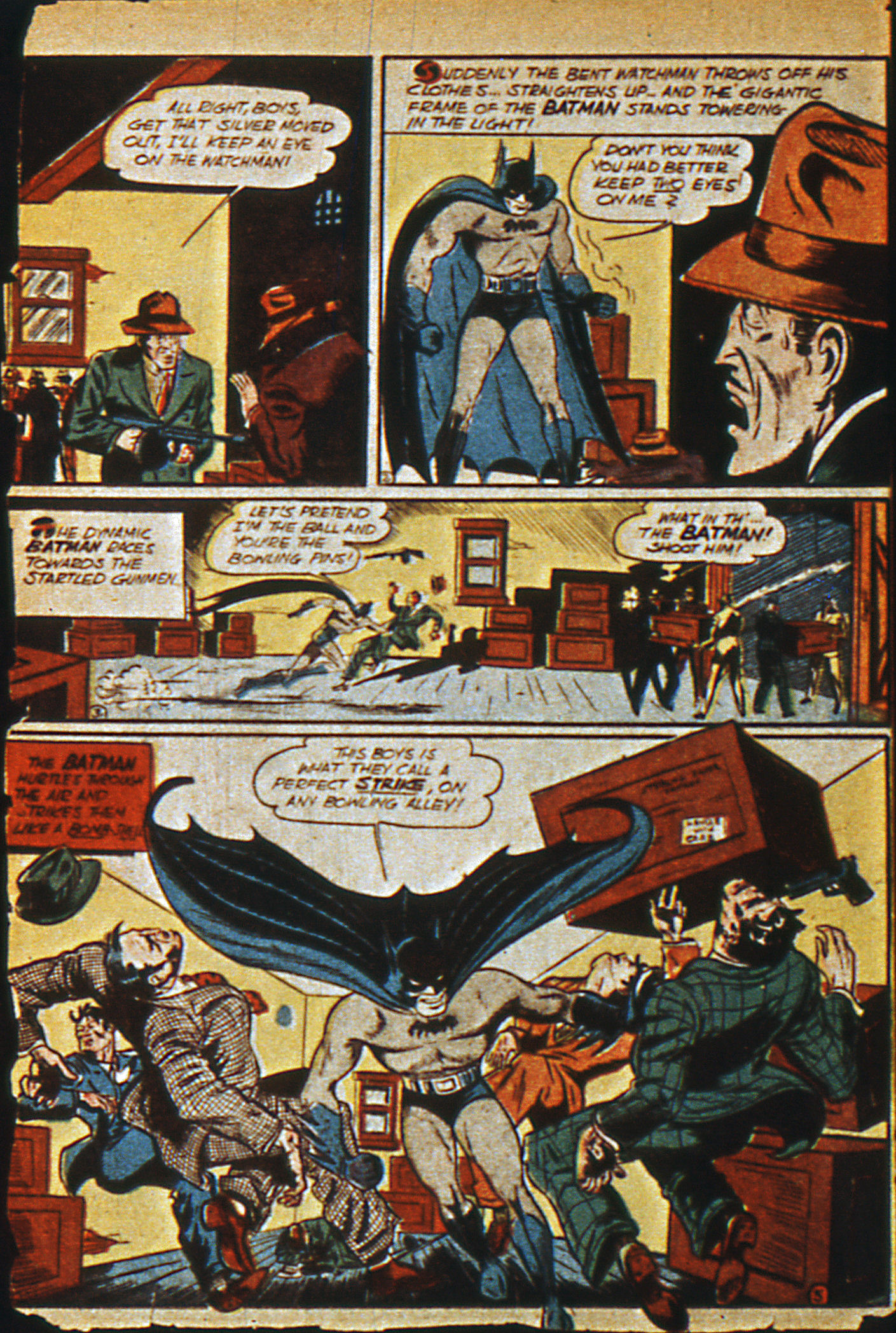 Read online Detective Comics (1937) comic -  Issue #36 - 9