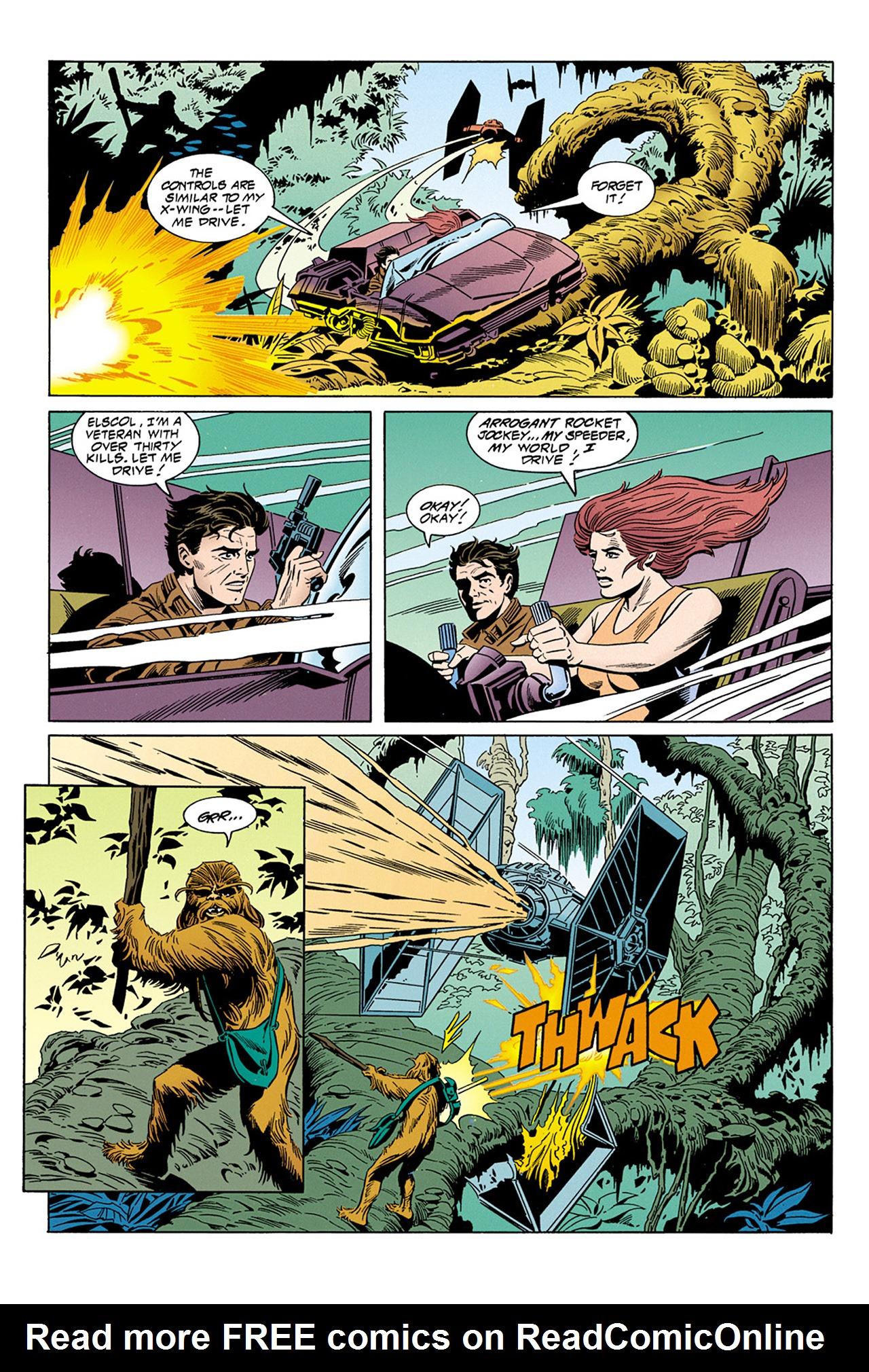 Read online Star Wars Omnibus comic -  Issue # Vol. 1 - 130