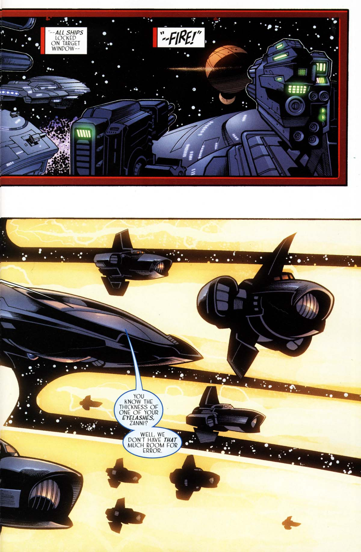 Read online Sigil (2000) comic -  Issue #26 - 25