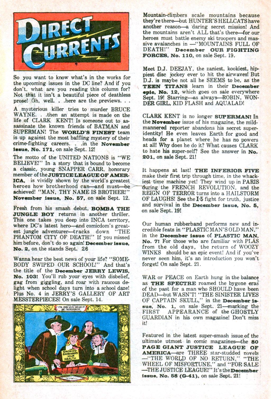 Read online Wonder Woman (1942) comic -  Issue #173 - 14