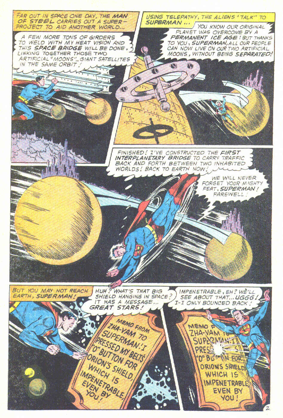 Read online Action Comics (1938) comic -  Issue #353 - 4