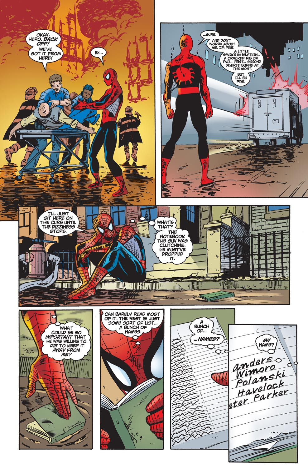 The Amazing Spider-Man (1999) 9 Page 7