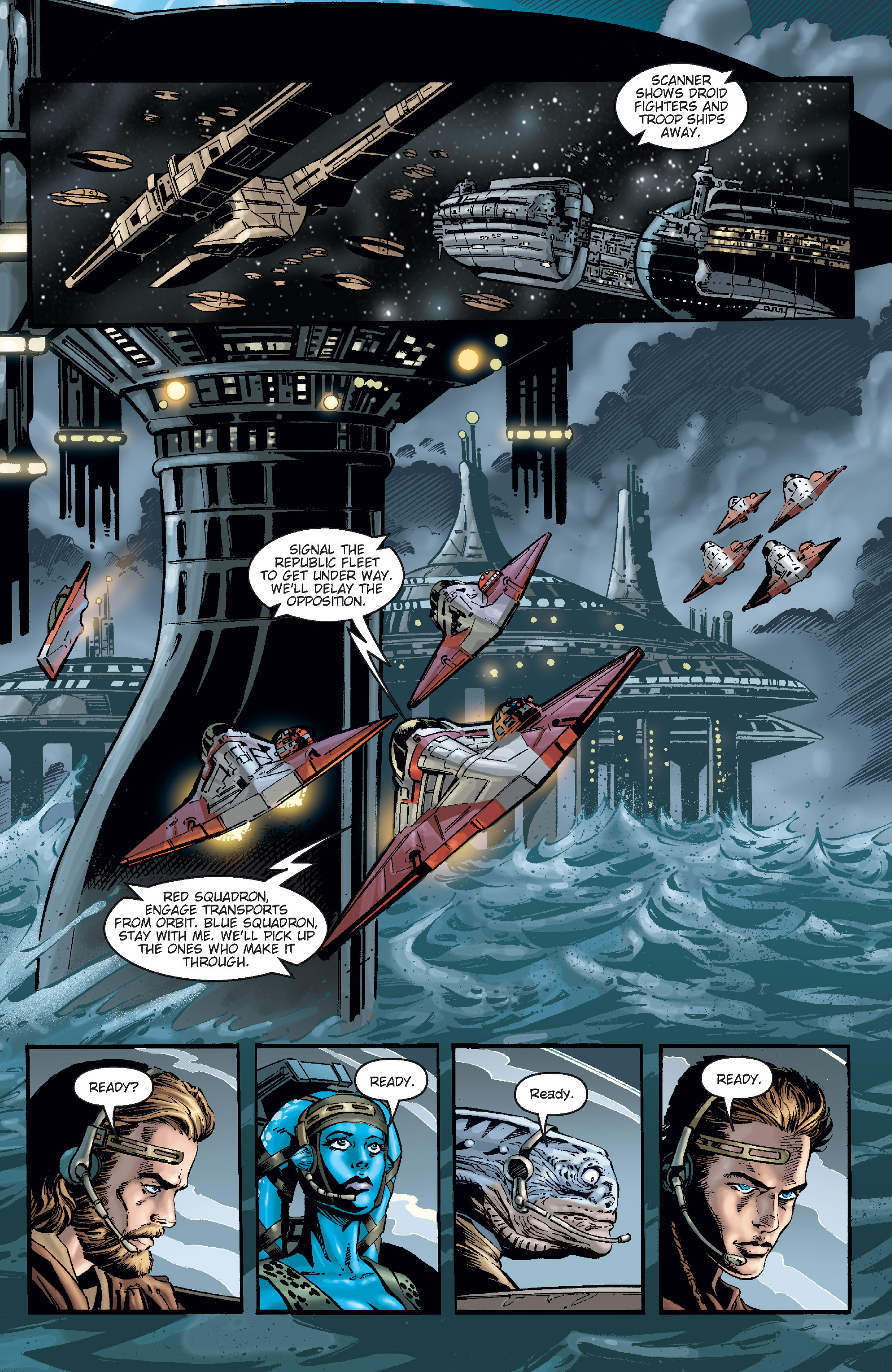 Read online Star Wars Omnibus comic -  Issue # Vol. 24 - 36
