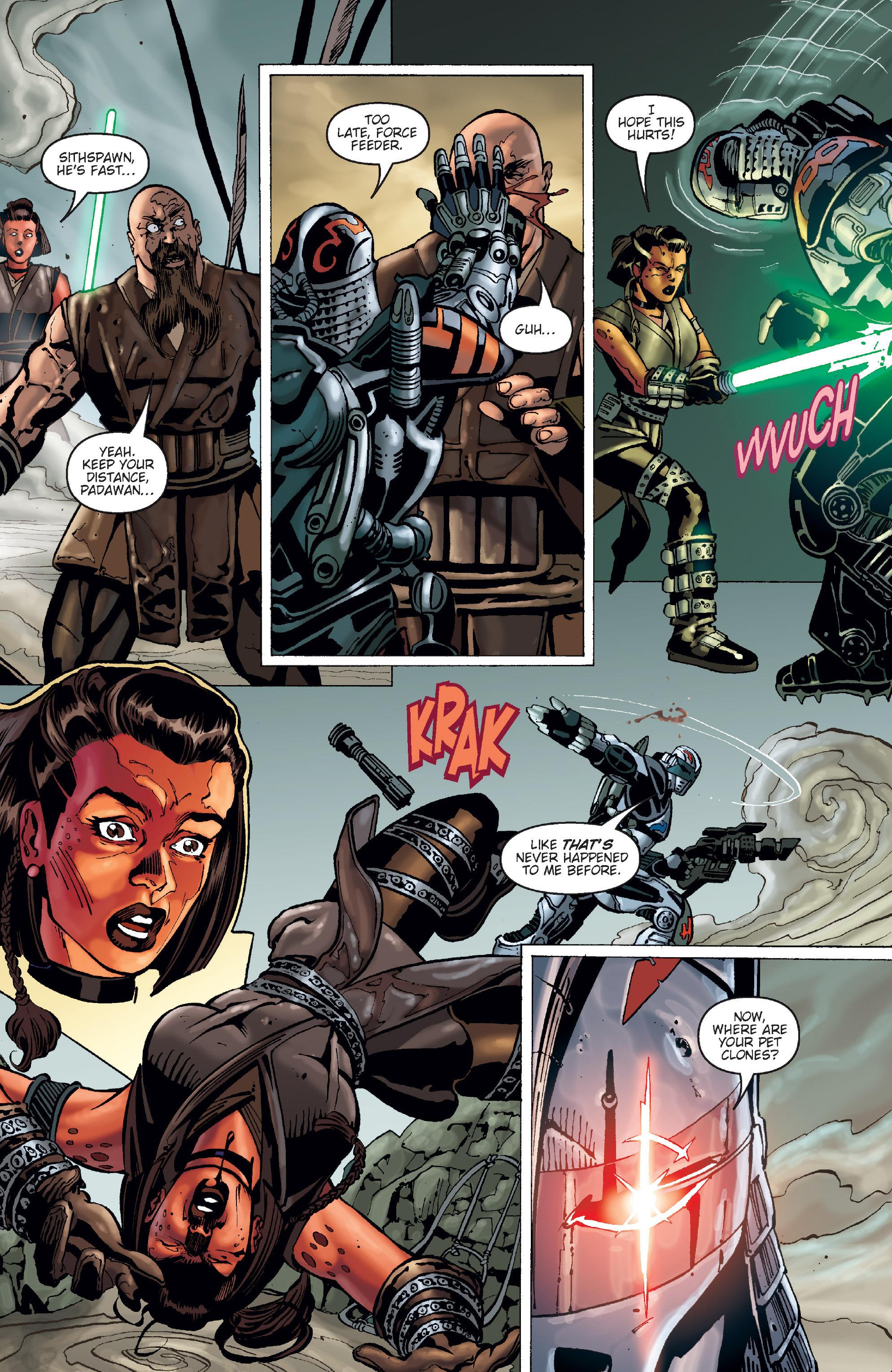 Read online Star Wars Omnibus comic -  Issue # Vol. 24 - 136