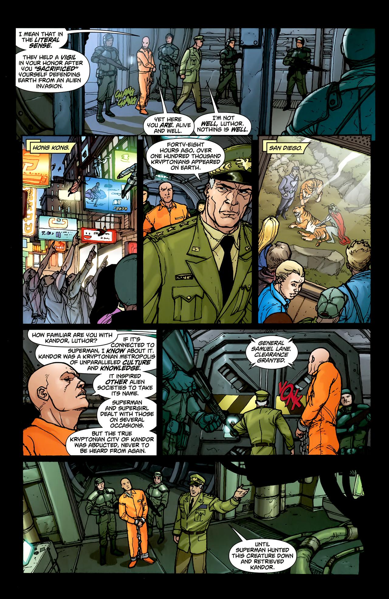 Action Comics (1938) 871 Page 6