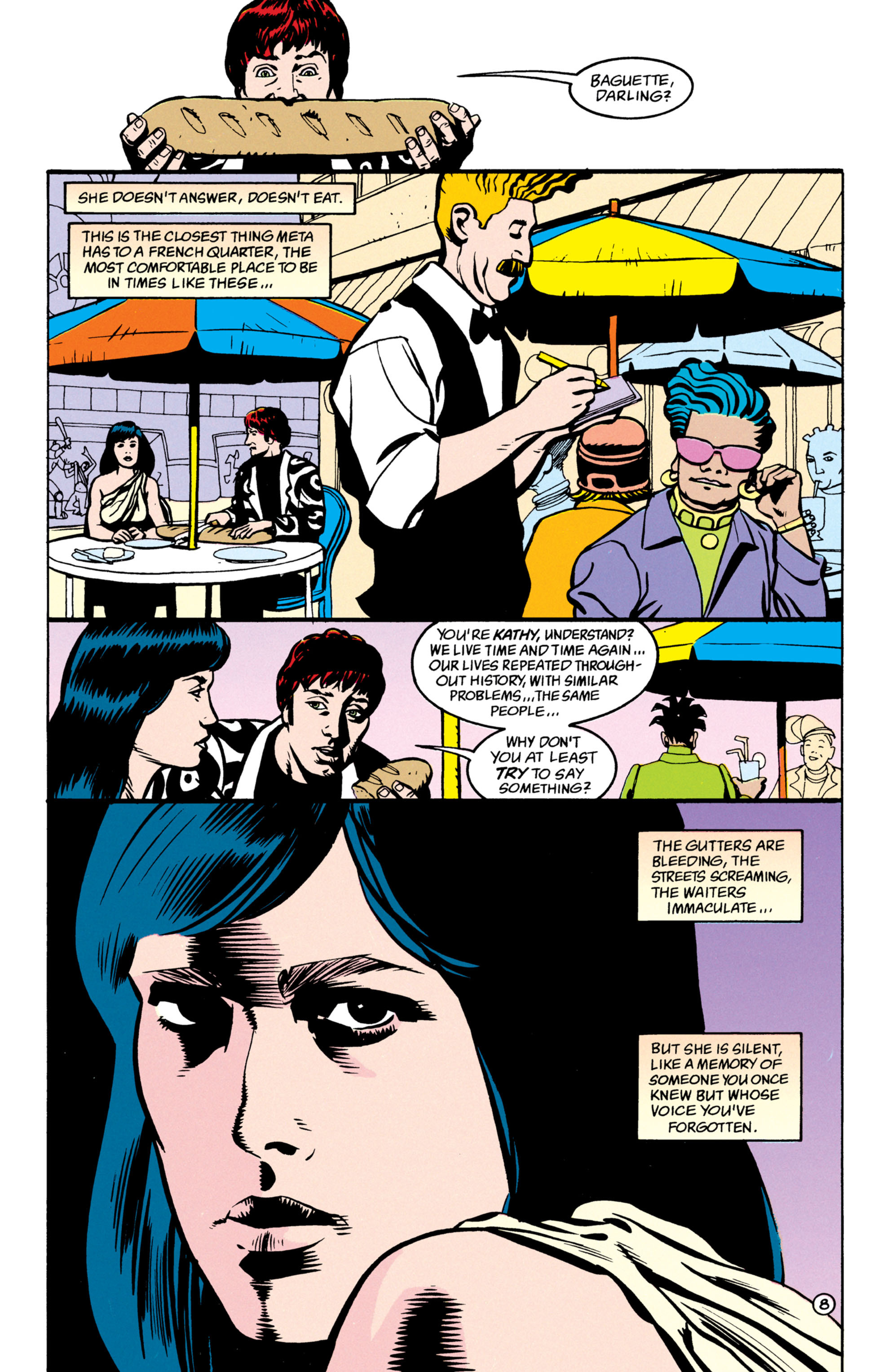 Read online Shade, the Changing Man comic -  Issue #52 - 9