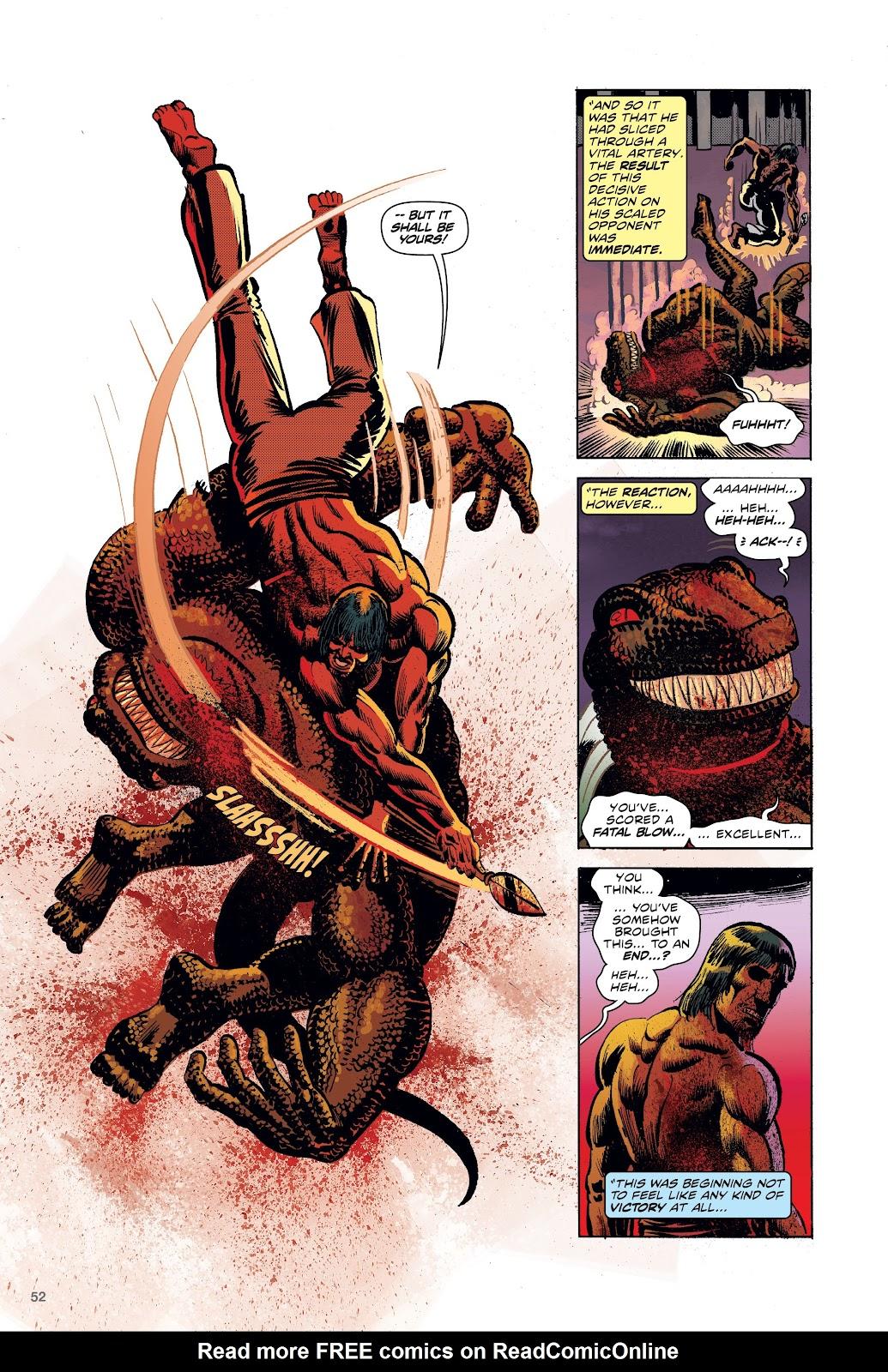 Read online Jesusfreak comic -  Issue # Full - 47