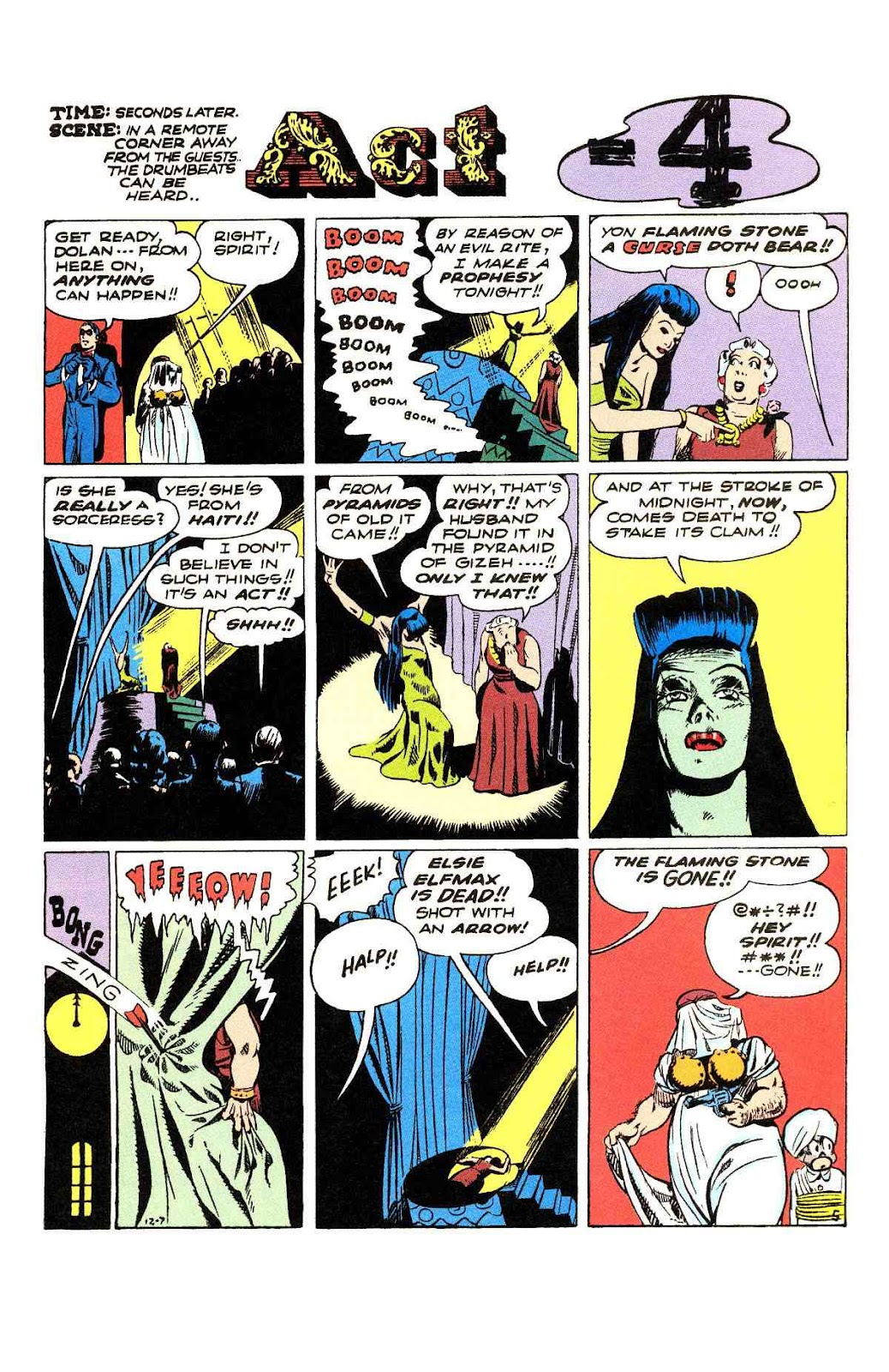 Read online Will Eisner's The Spirit Archives comic -  Issue # TPB 3 (Part 2) - 82