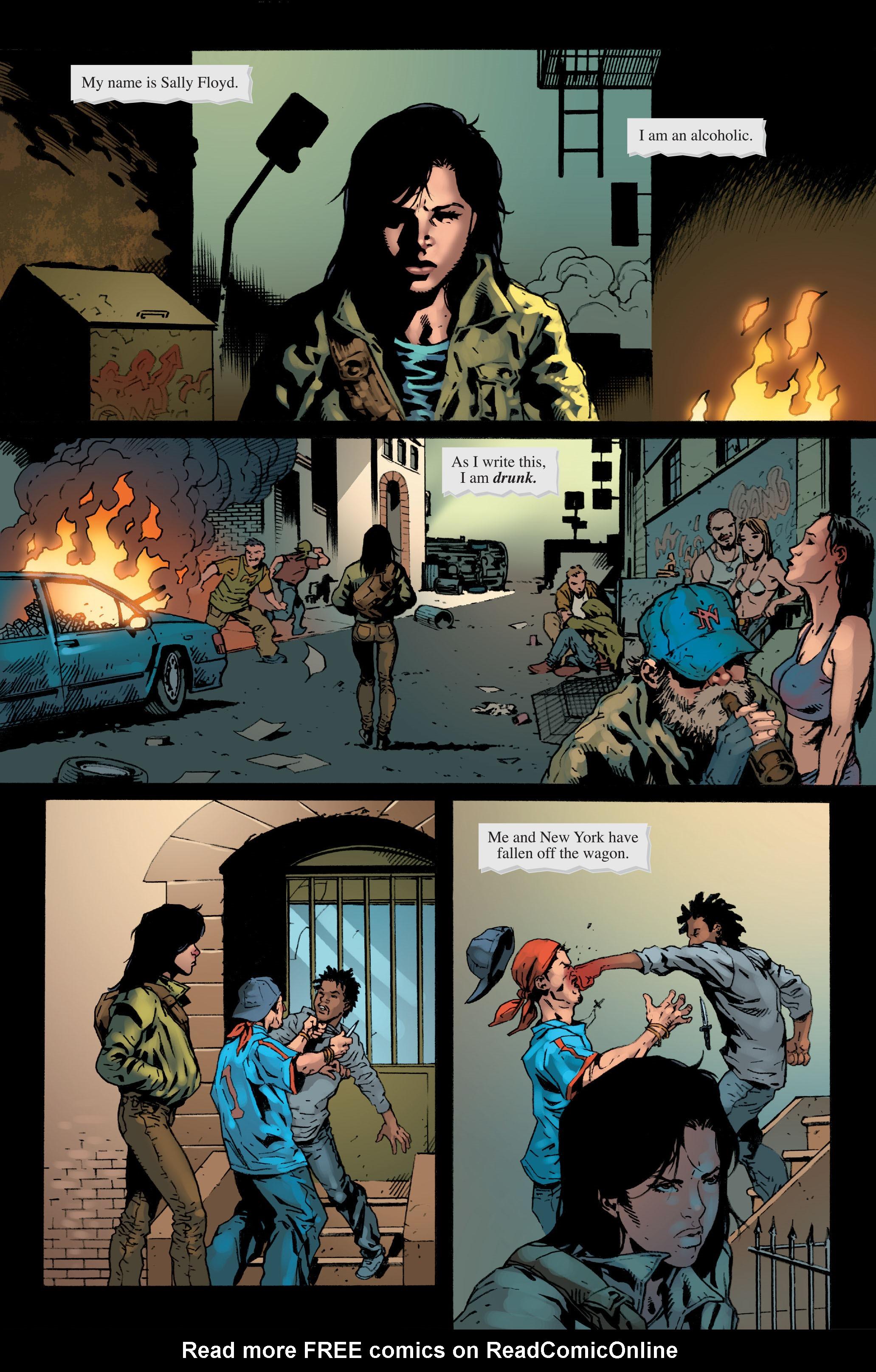 Read online World War Hulk: Front Line comic -  Issue #5 - 3