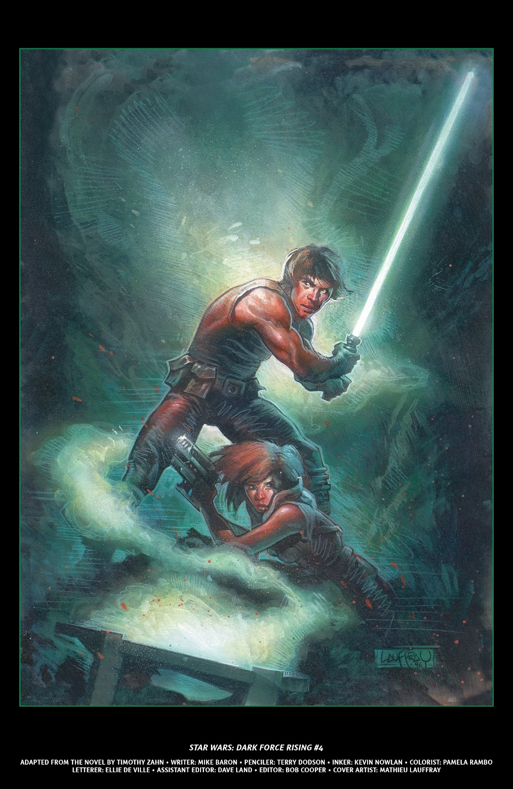 Read online Star Wars Legends: The New Republic - Epic Collection comic -  Issue # TPB 4 (Part 3) - 23