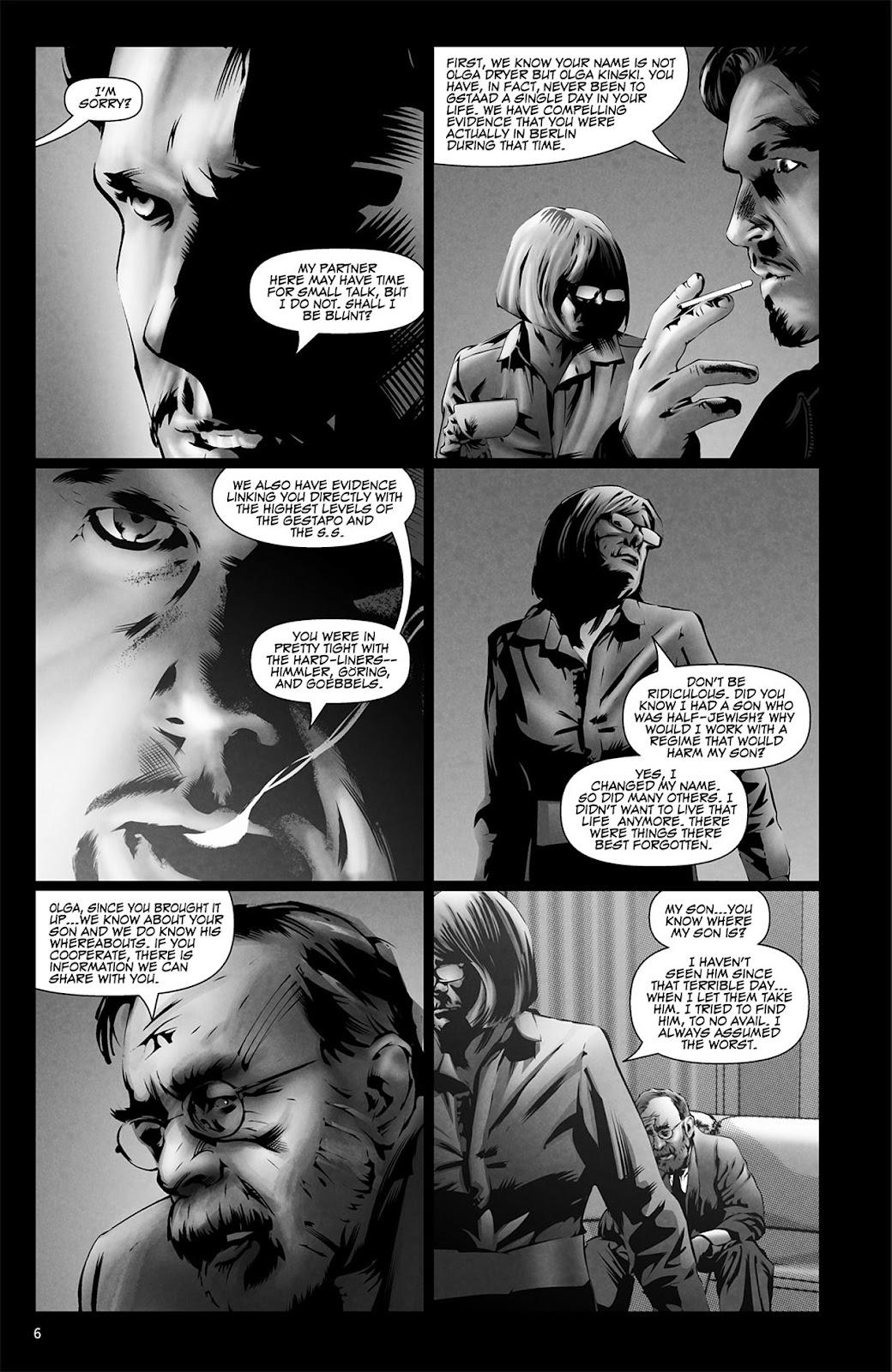 Creepy (2009) Issue #3 #3 - English 8