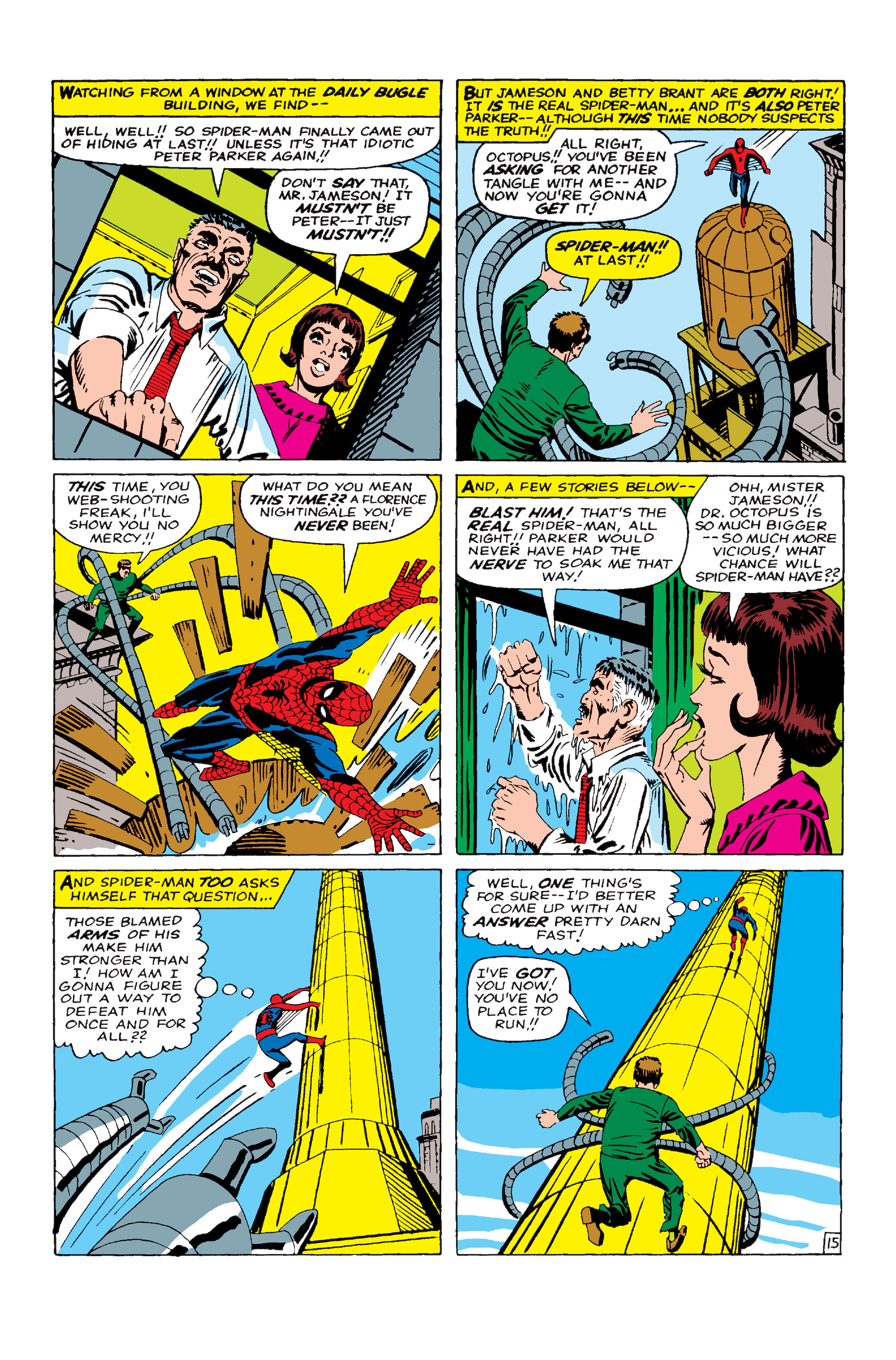 The Amazing Spider-Man (1963) 12 Page 15