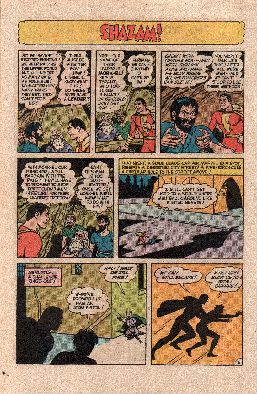 Read online Shazam! (1973) comic -  Issue #21 - 10