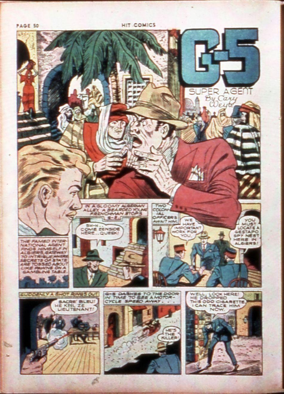Read online Hit Comics comic -  Issue #14 - 52
