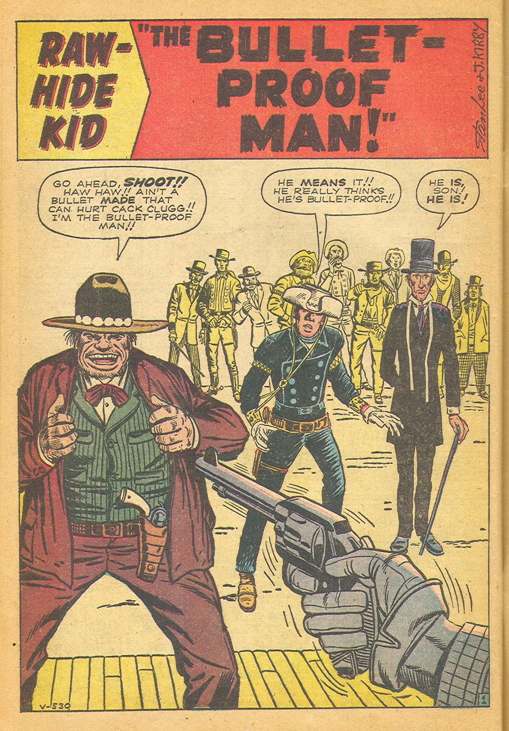 The Rawhide Kid (1955) issue 26 - Page 28