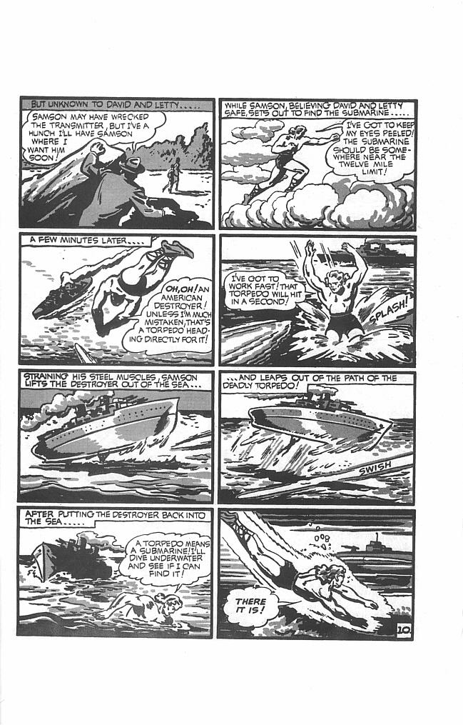 Read online Men of Mystery Comics comic -  Issue #29 - 41