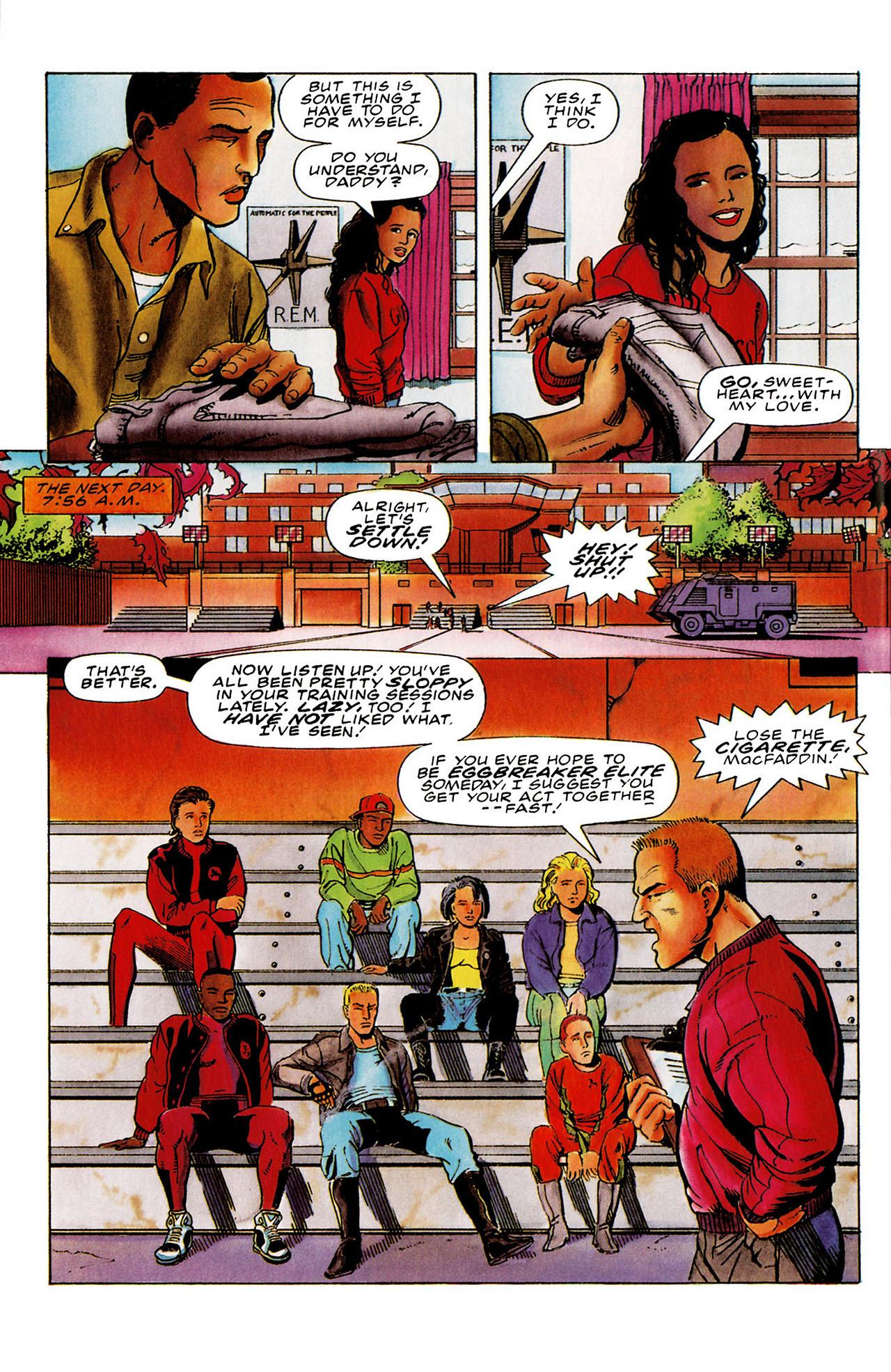 Read online Harbinger (1992) comic -  Issue #26 - 11