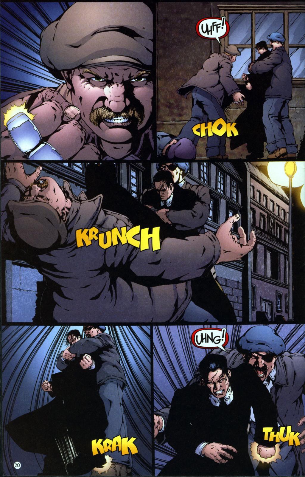 Read online Rex Mundi comic -  Issue #7 - 24