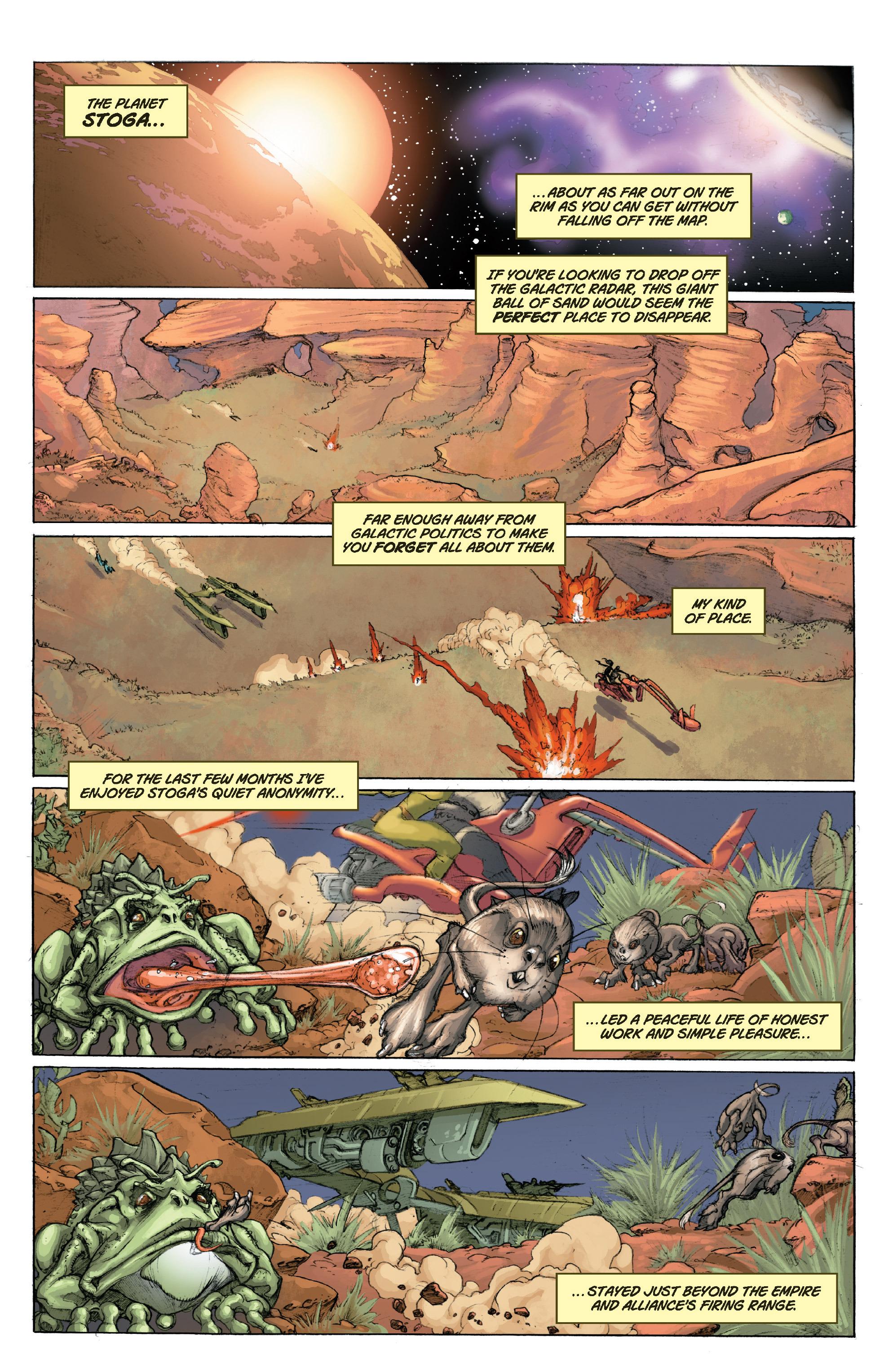 Read online Star Wars Omnibus comic -  Issue # Vol. 22 - 110