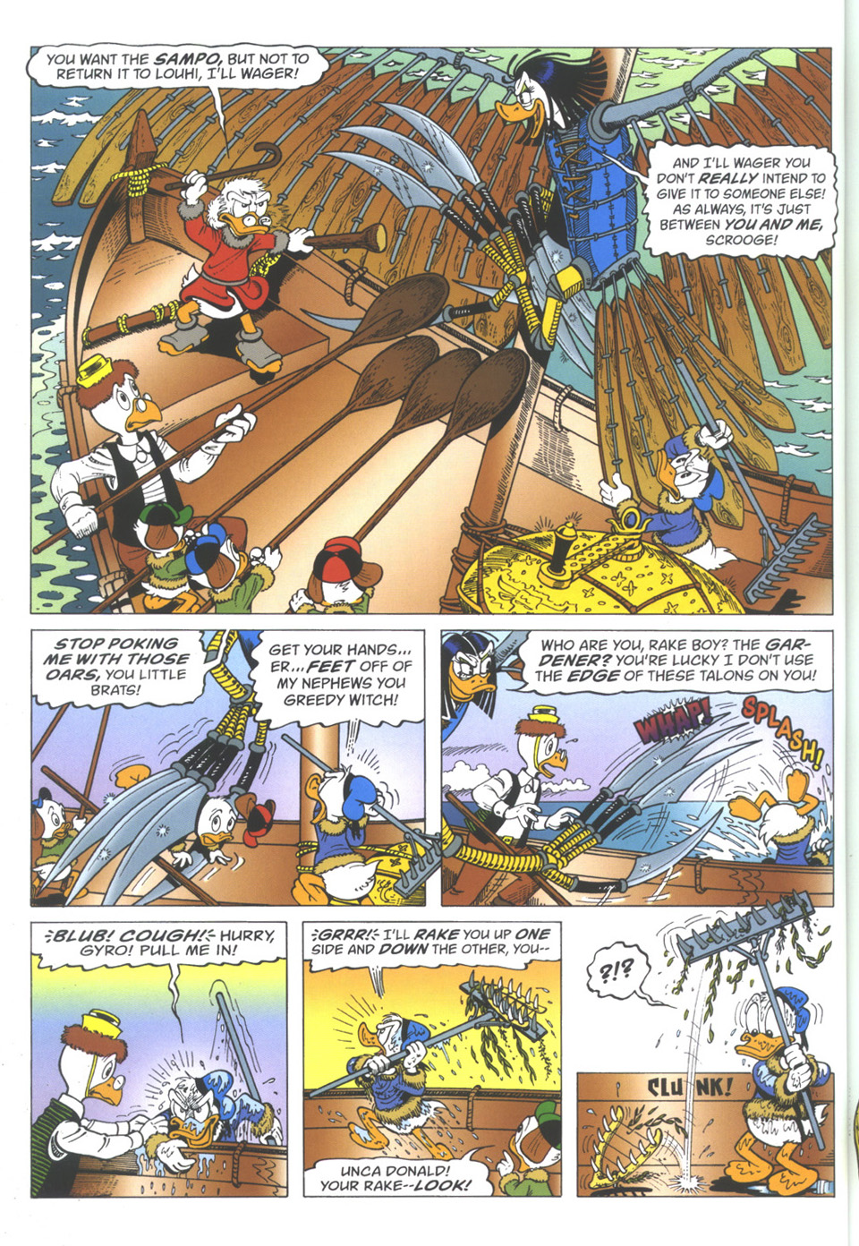 Read online Uncle Scrooge (1953) comic -  Issue #334 - 22