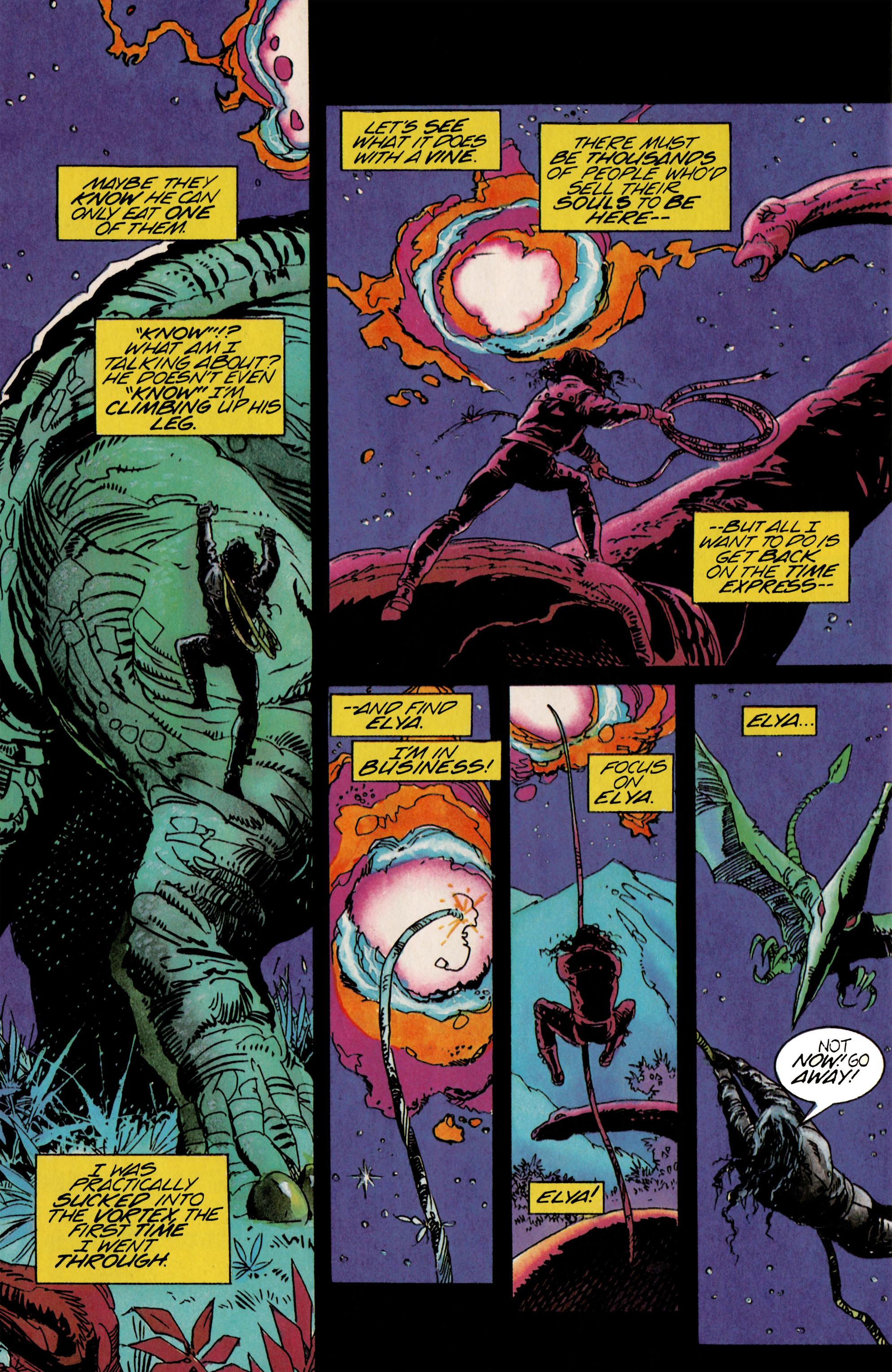 Read online Shadowman (1992) comic -  Issue #21 - 9