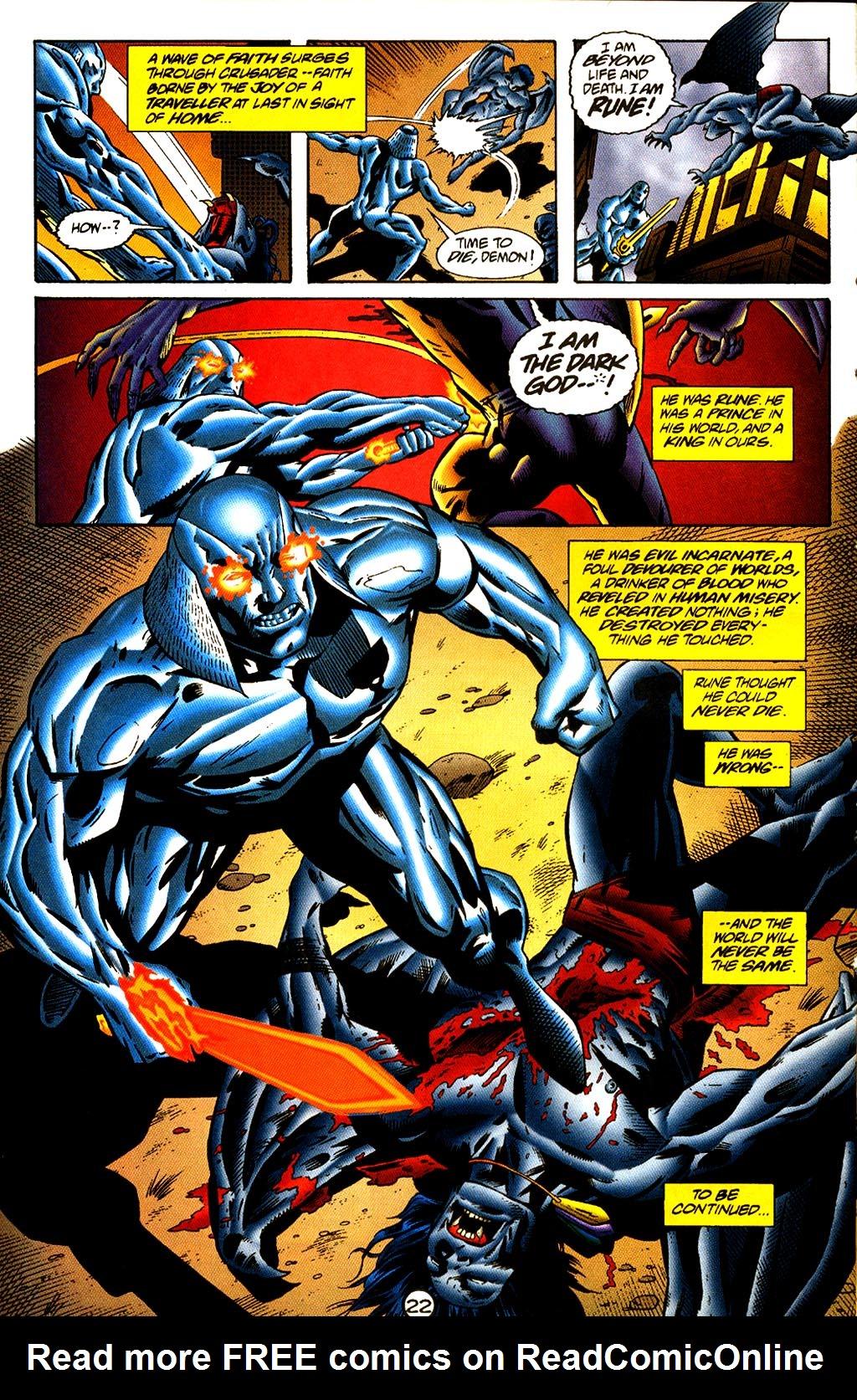 Read online Rune (1995) comic -  Issue #4 - 24