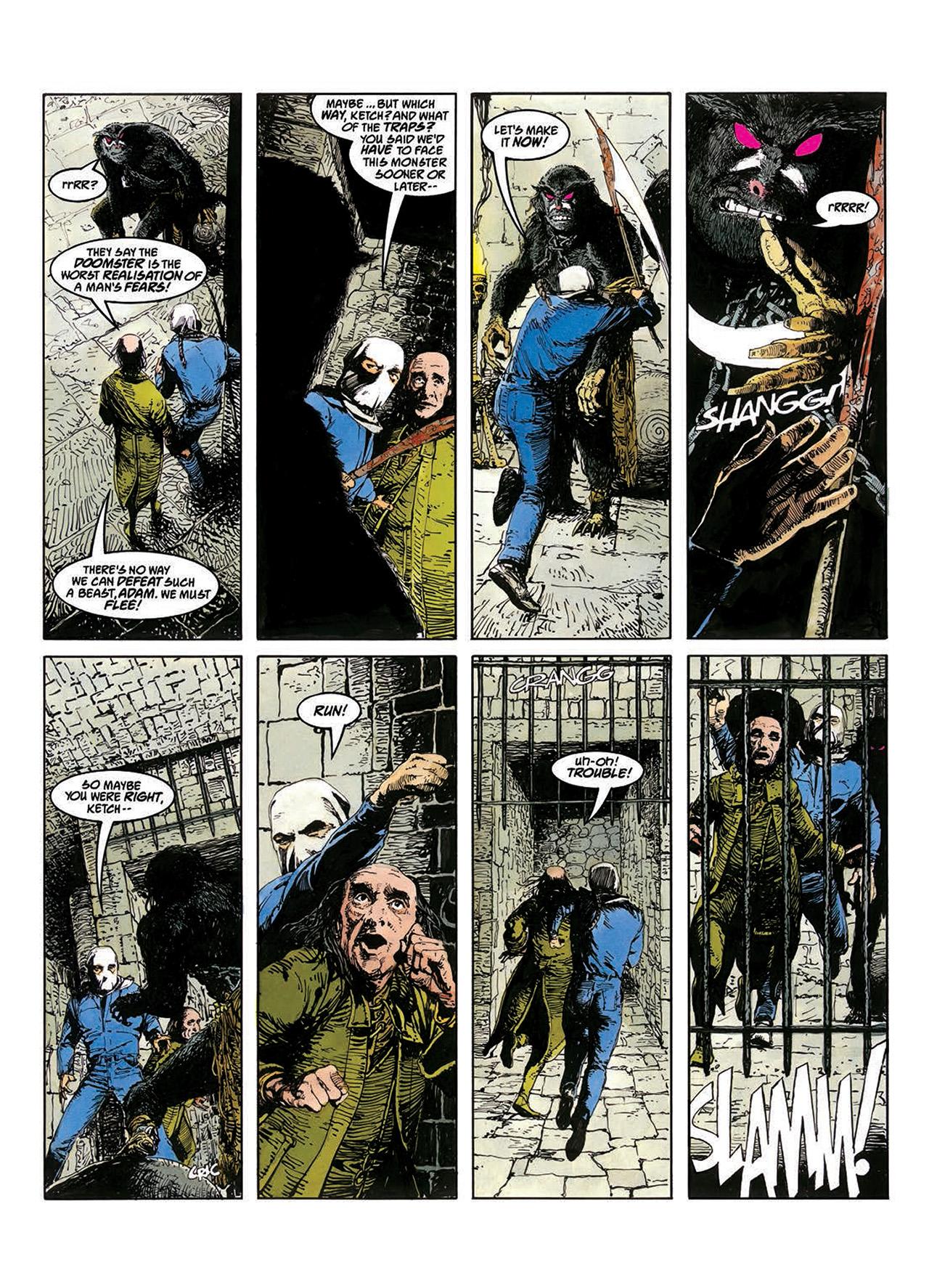 Read online Mazeworld comic -  Issue # TPB - 48