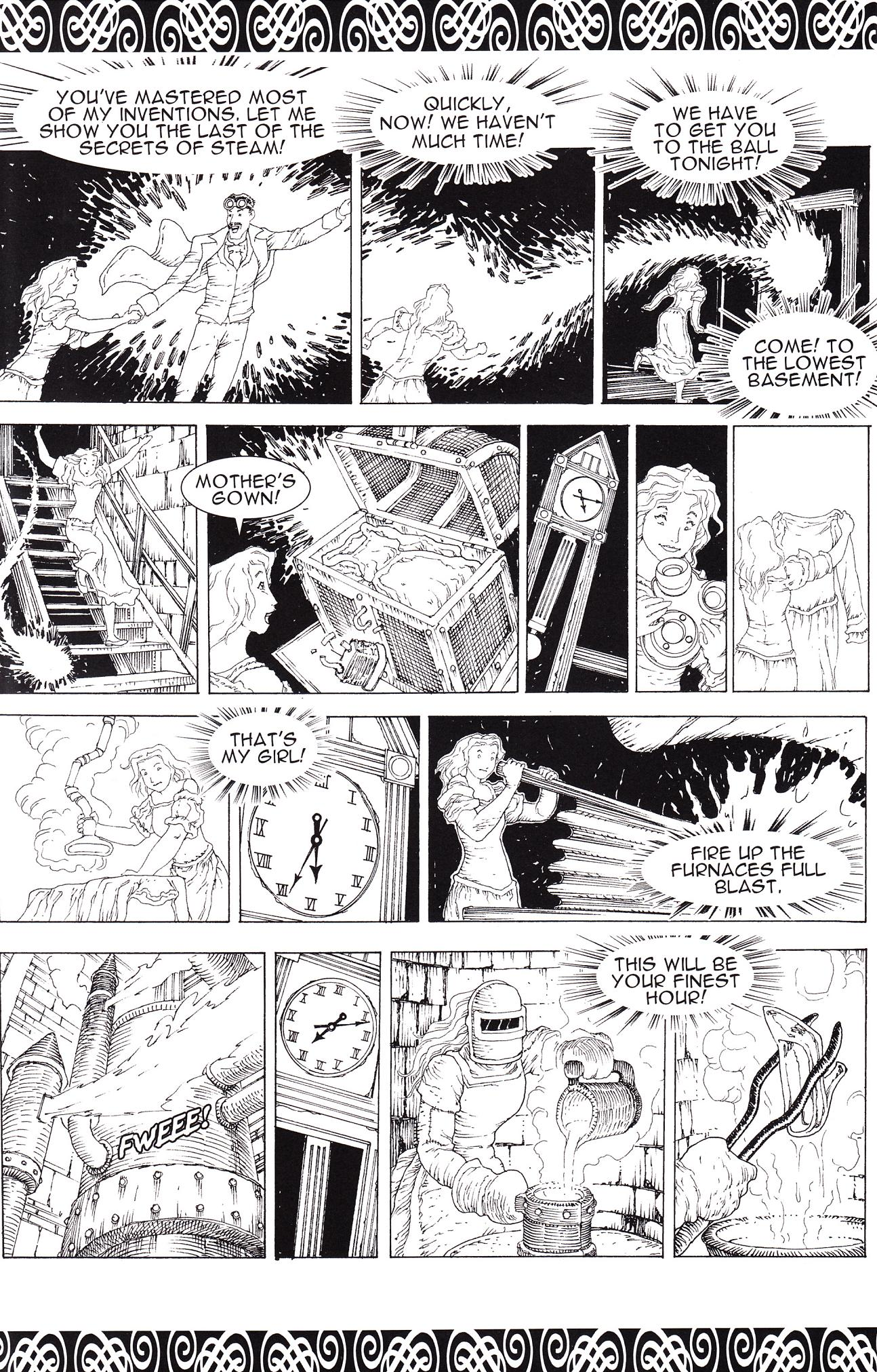 Read online Steampunk Fairy Tales comic -  Issue # Full - 24
