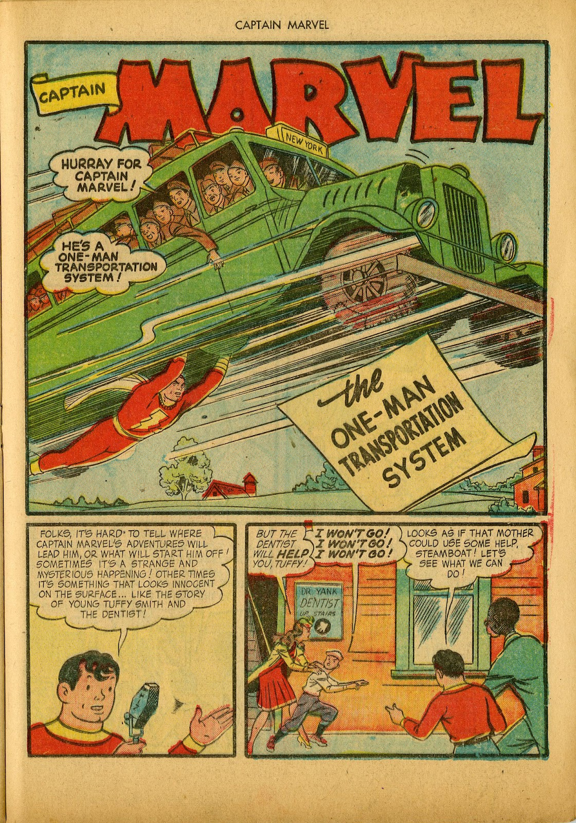 Captain Marvel Adventures issue 36 - Page 29