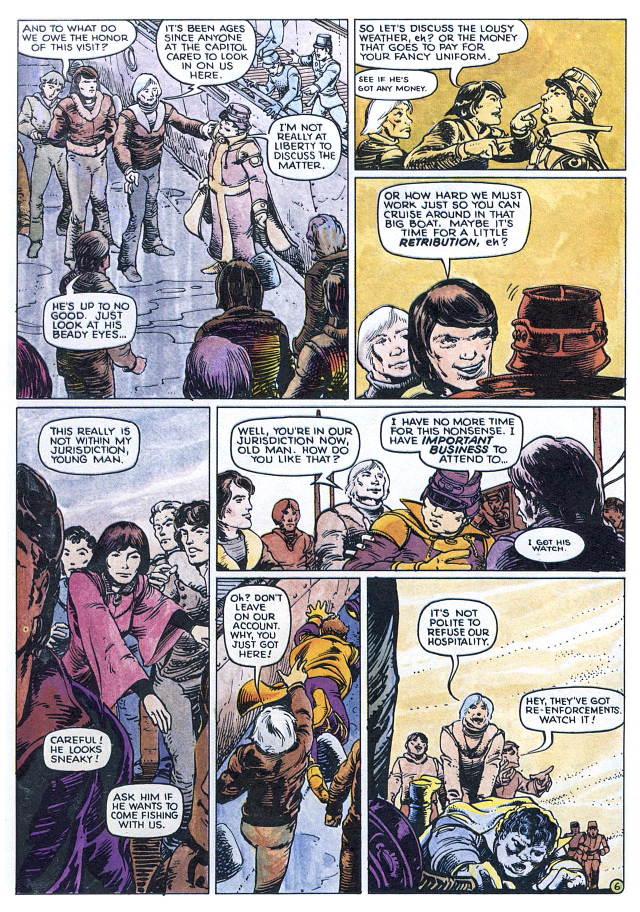 Read online Star*Reach comic -  Issue #13 - 23