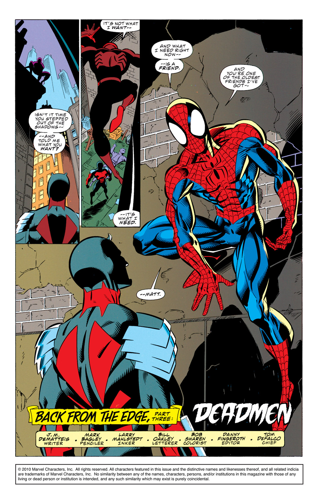 The Amazing Spider-Man (1963) 396 Page 4