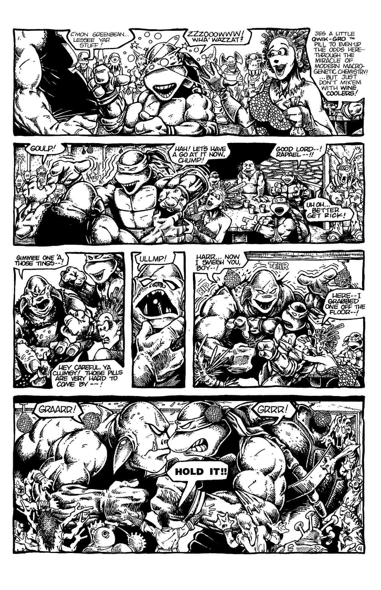 Read online Shell Shock comic -  Issue # Full - 119