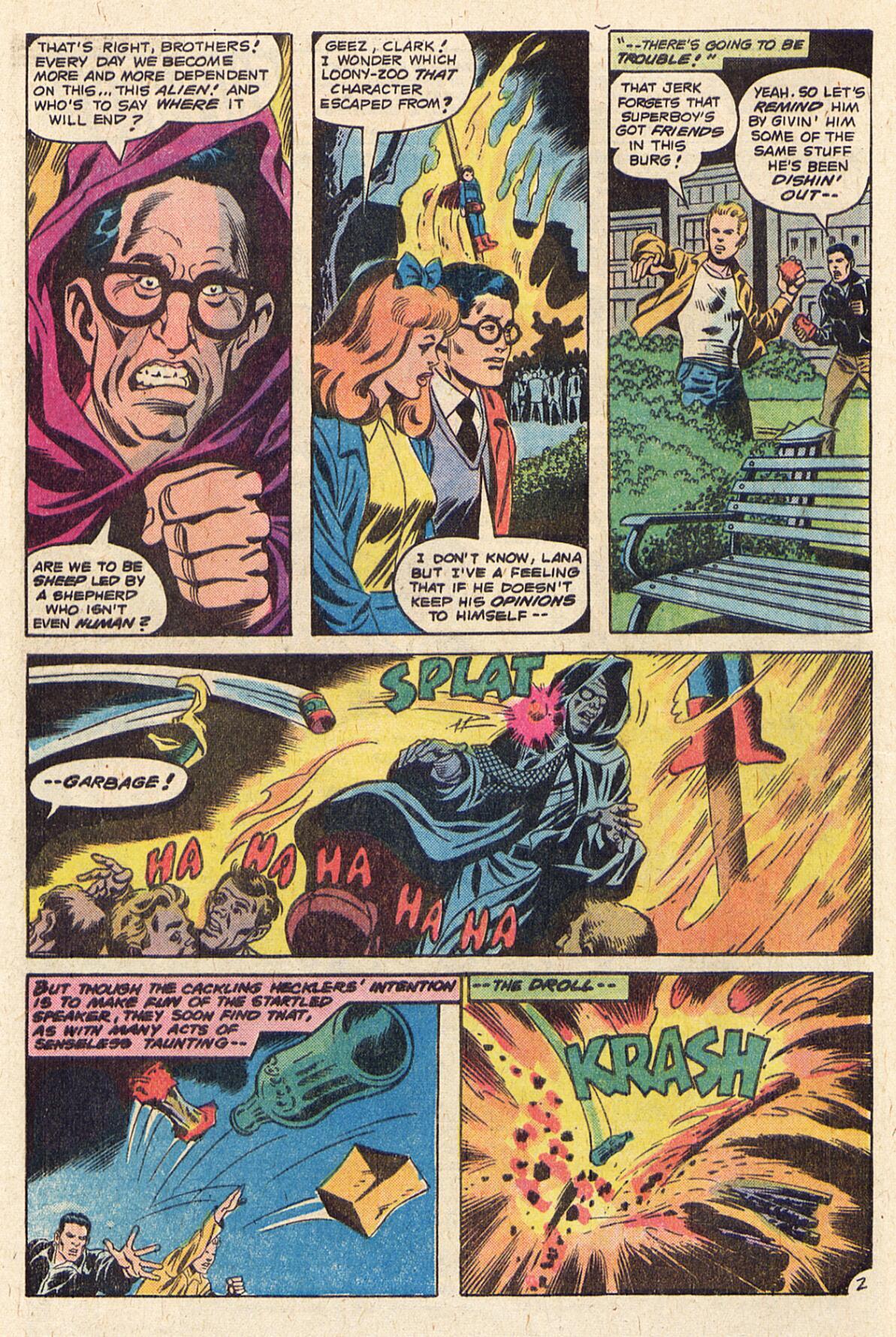 Read online Adventure Comics (1938) comic -  Issue #457 - 3
