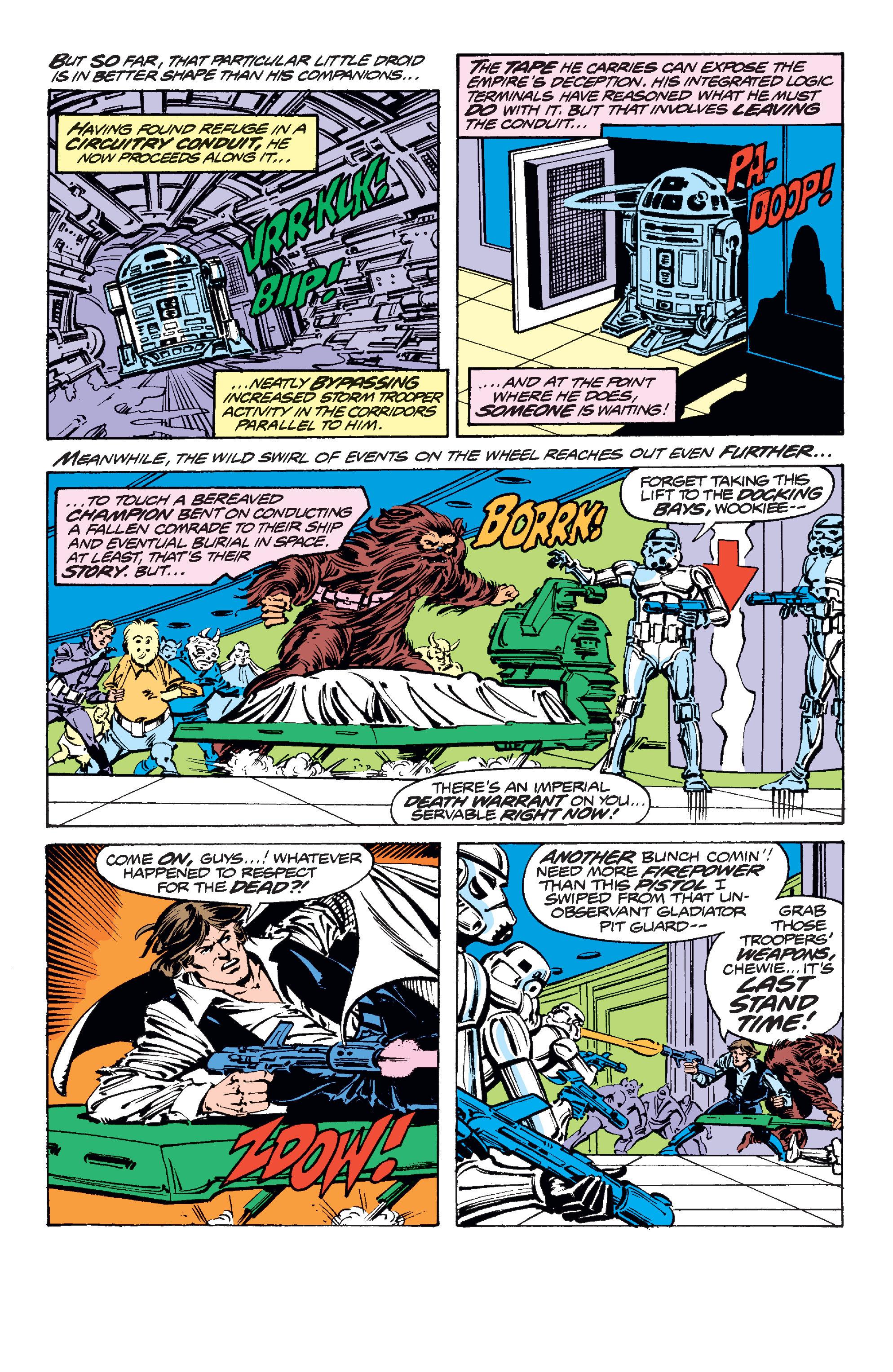 Read online Star Wars Omnibus comic -  Issue # Vol. 13 - 409