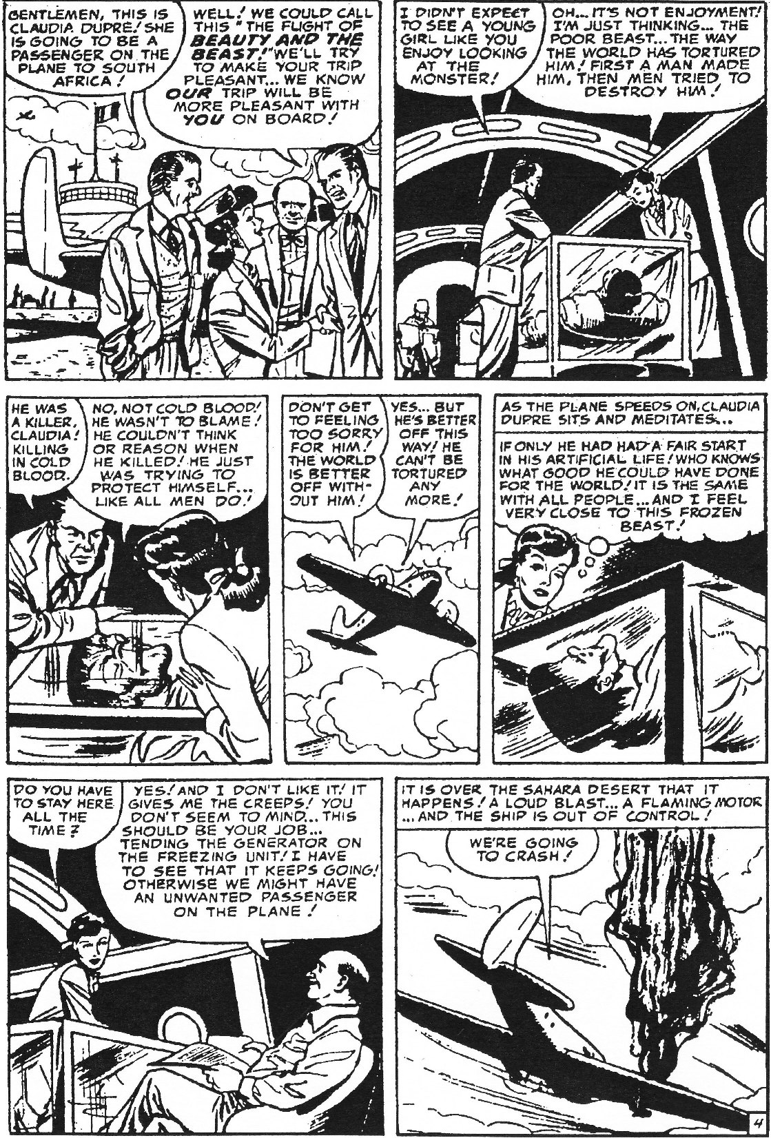 Read online Men of Mystery Comics comic -  Issue #63 - 16