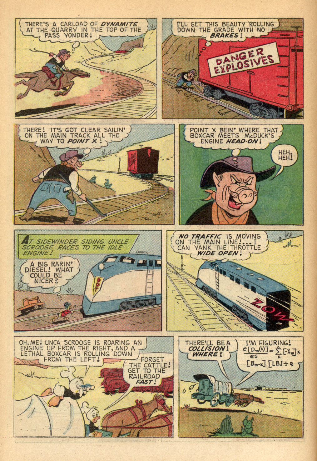 Read online Uncle Scrooge (1953) comic -  Issue #69 - 26