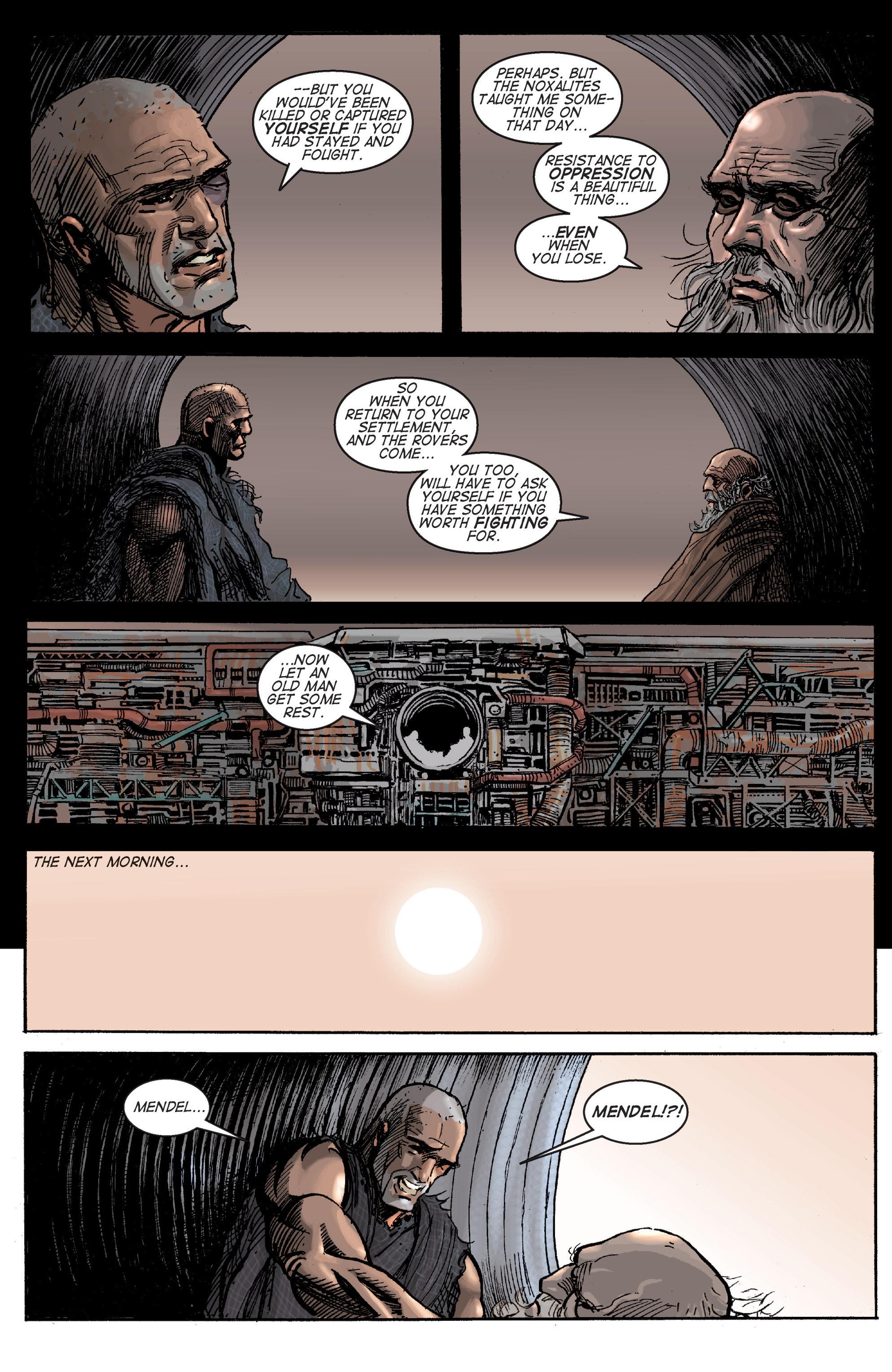 Read online Planetoid comic -  Issue # TPB - 131