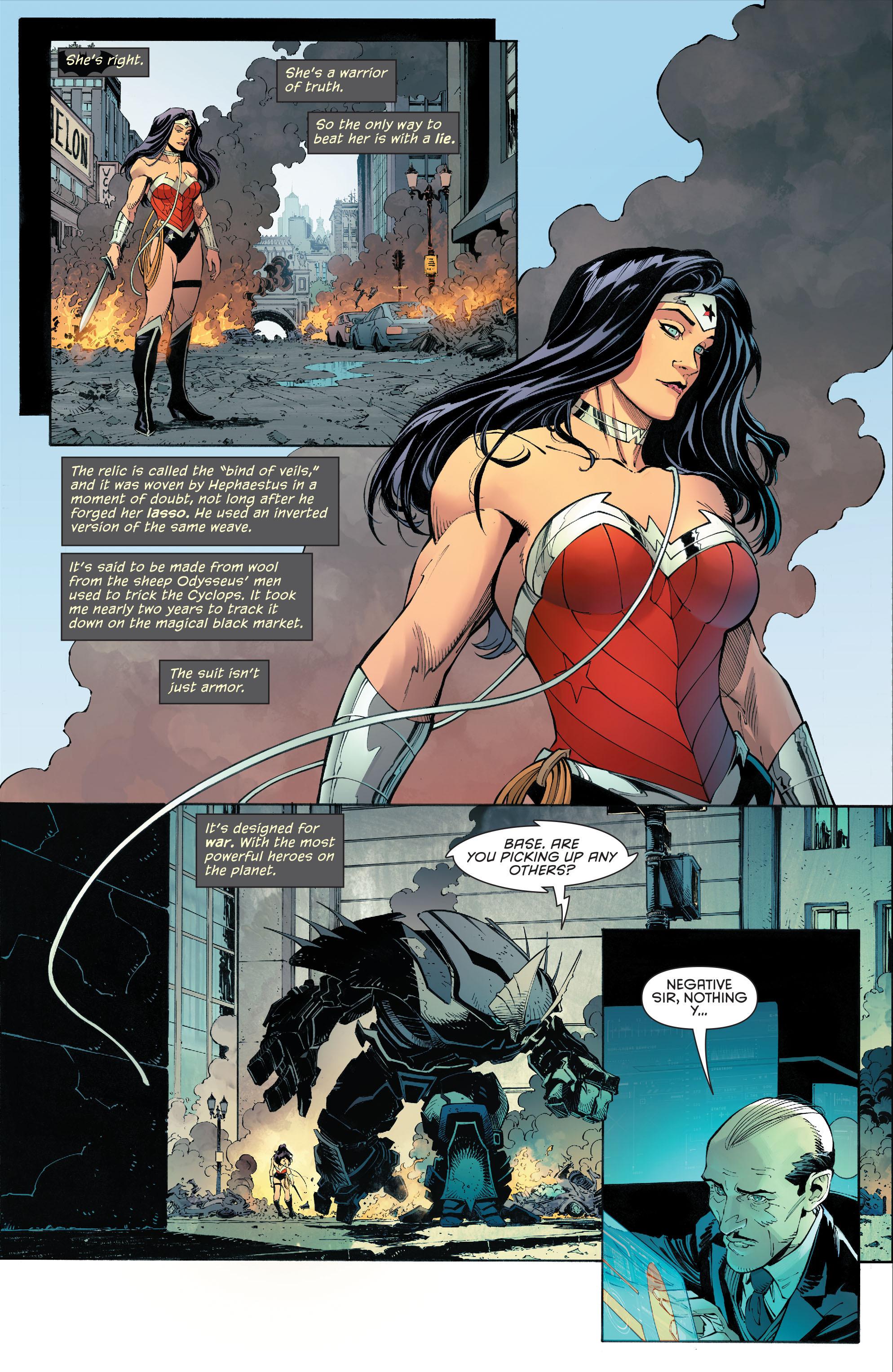 Read online Batman (2011) comic -  Issue # _TPB 7 - 19